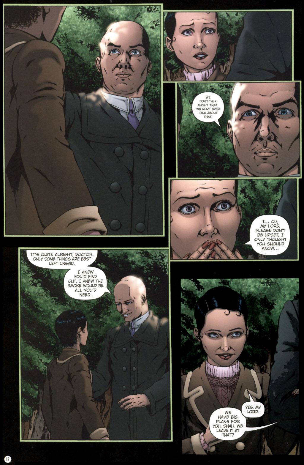 Read online Rex Mundi comic -  Issue #11 - 16