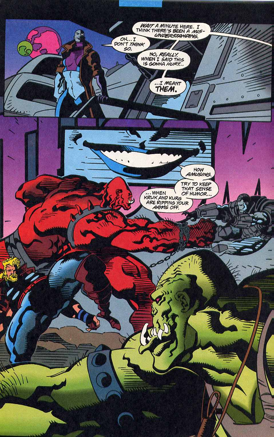 Read online Secret Defenders comic -  Issue #10 - 6