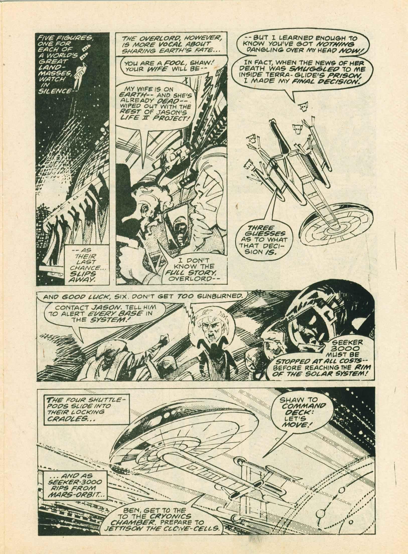 Read online Future Tense comic -  Issue #3 - 12