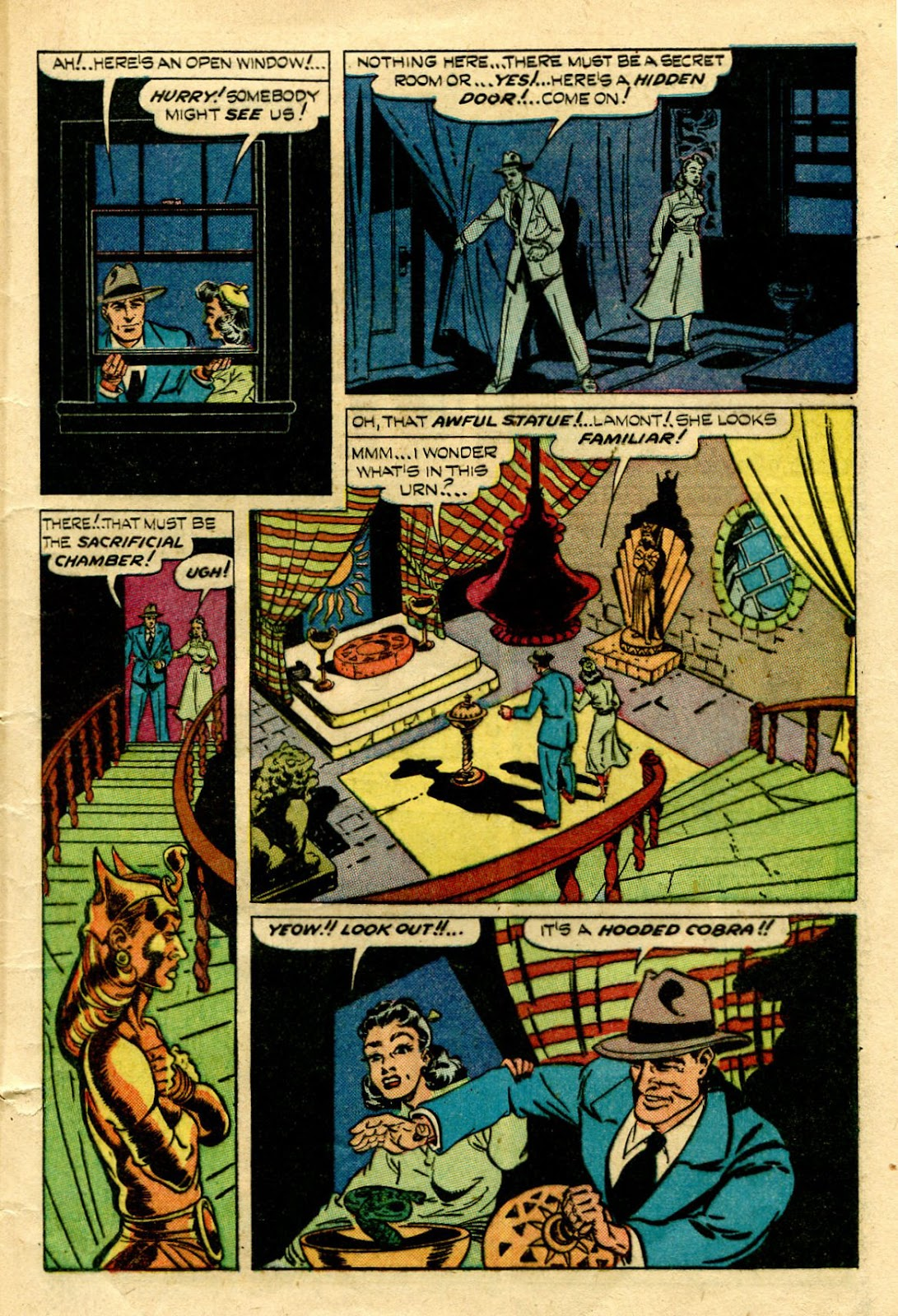 Shadow Comics issue 83 - Page 11