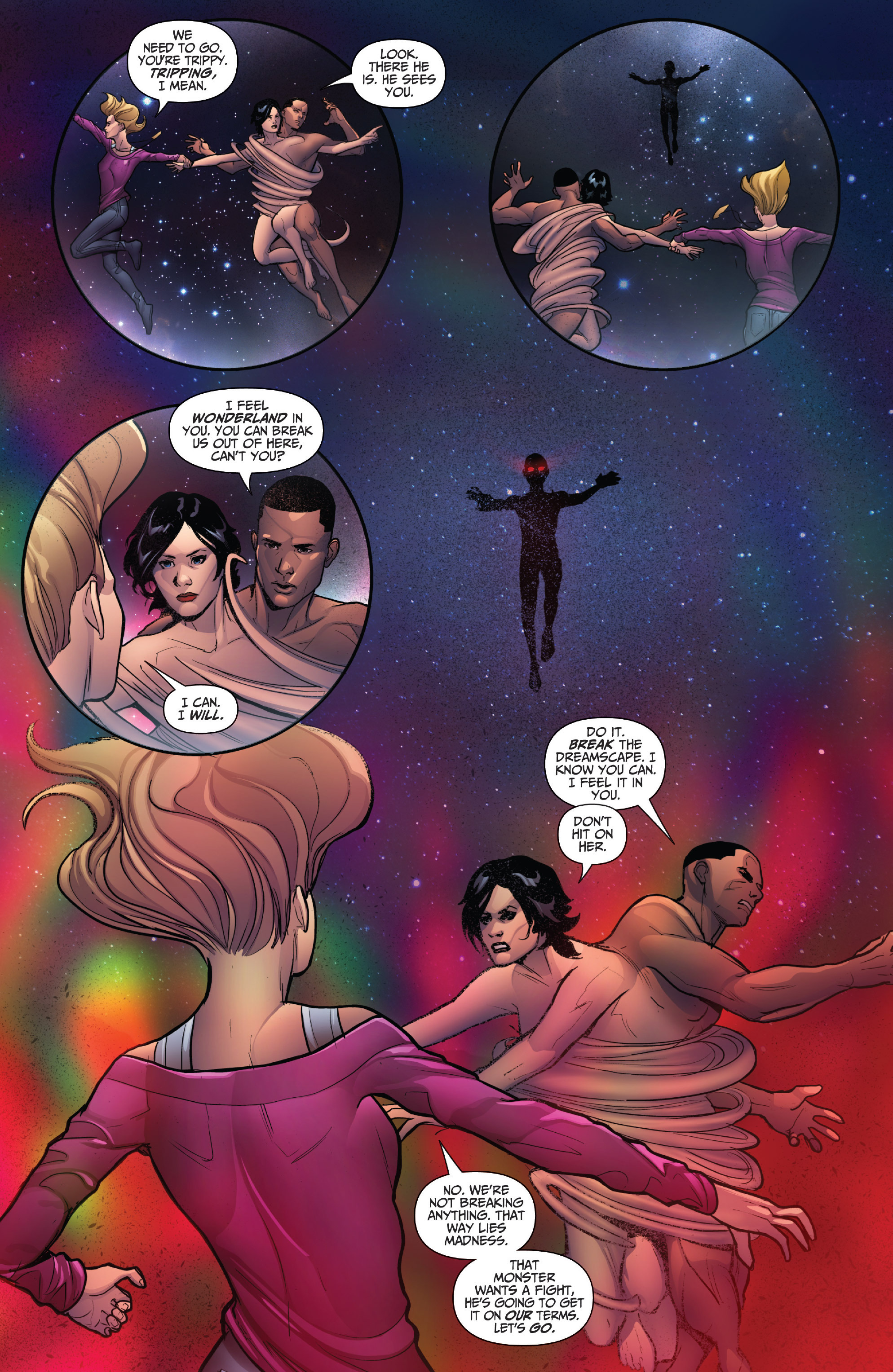 Read online Grimm Fairy Tales: Arcane Acre comic -  Issue # TPB 4 - 110