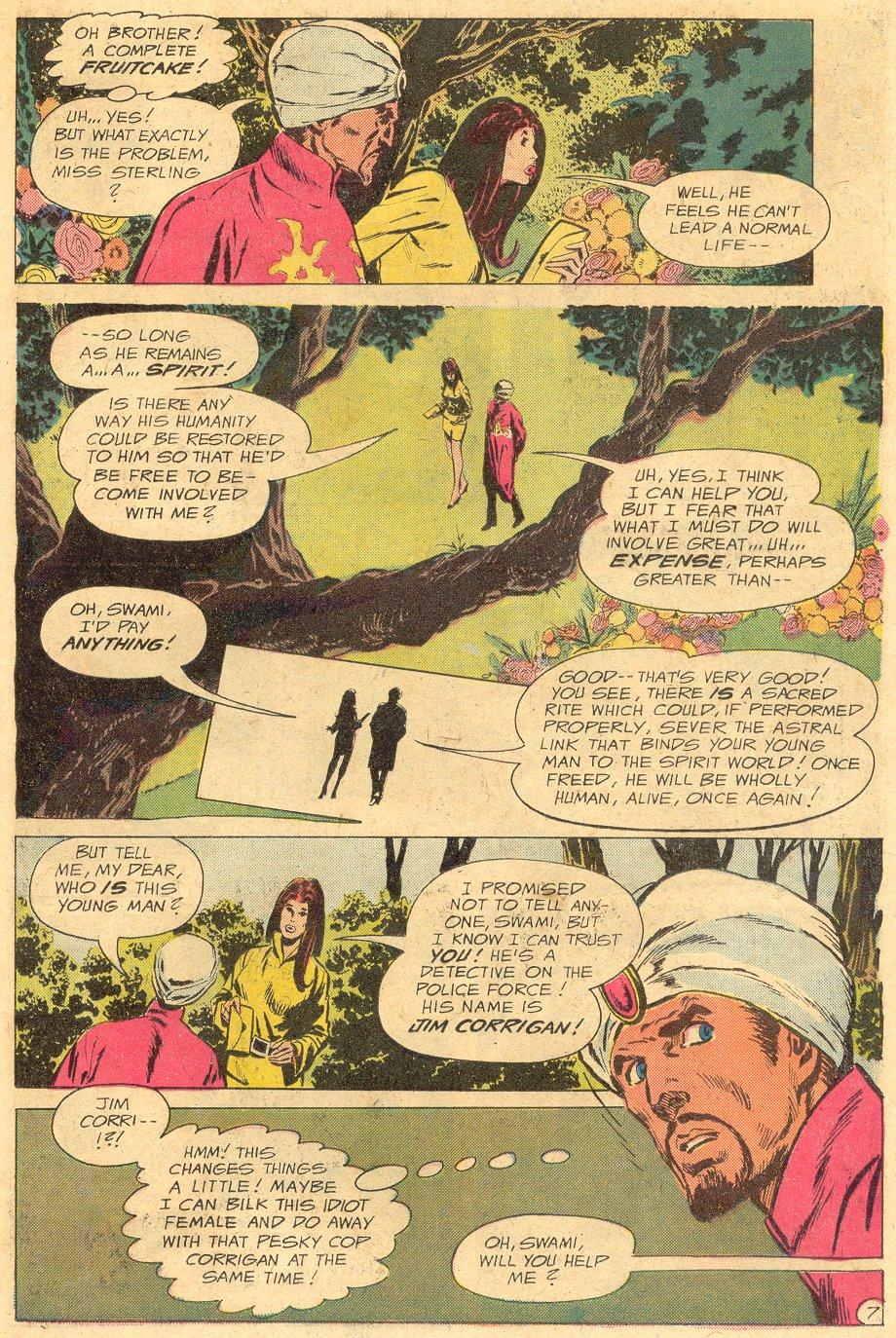 Read online Adventure Comics (1938) comic -  Issue #433 - 9