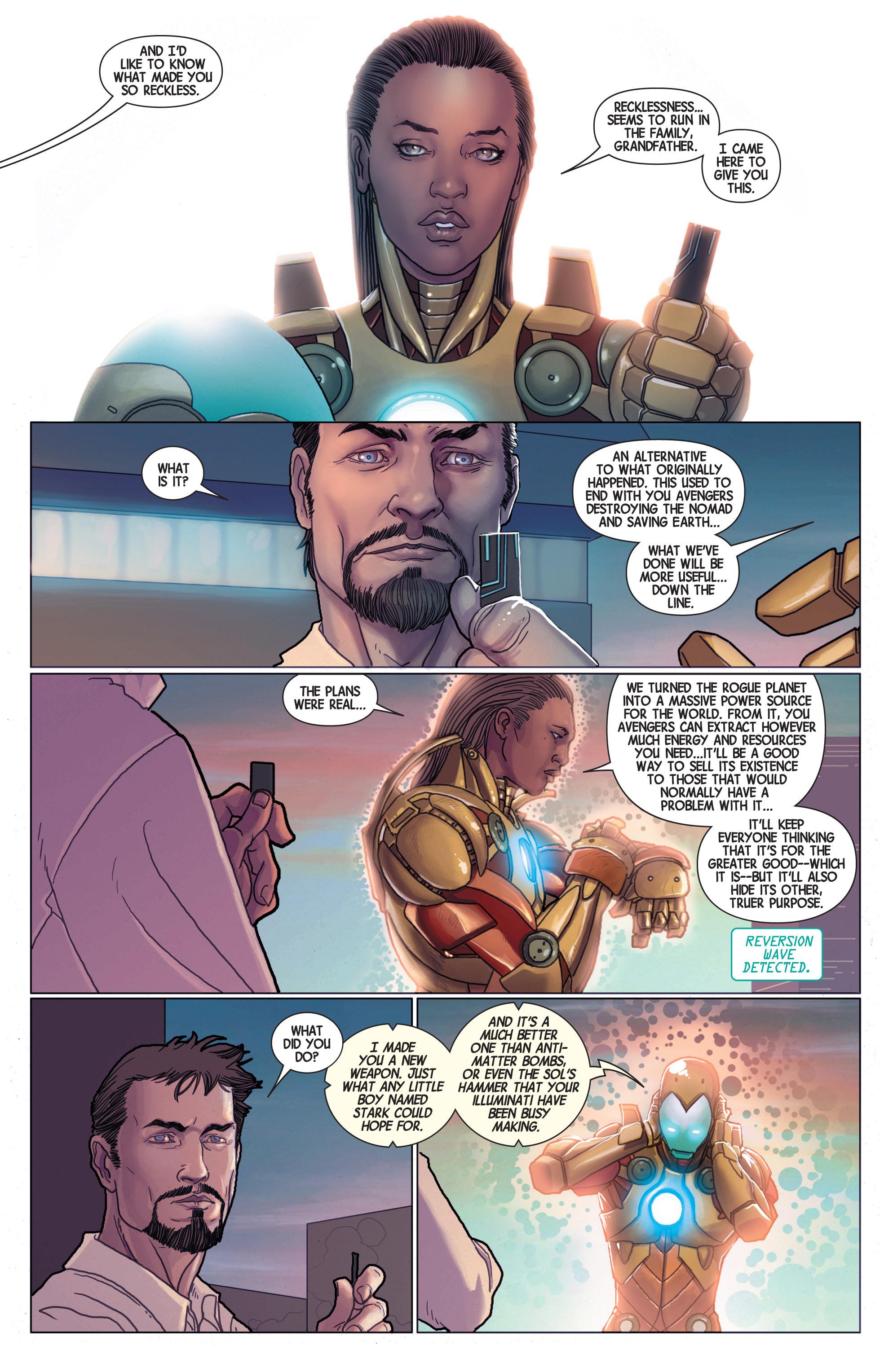 Read online Avengers (2013) comic -  Issue #Avengers (2013) _TPB 5 - 35