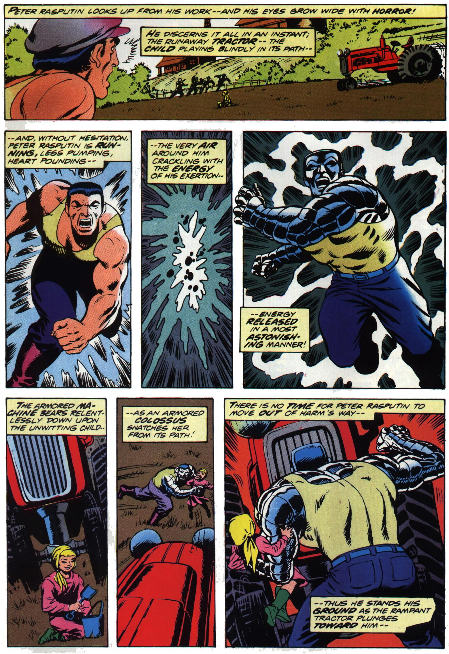 Read online Giant-Size X-Men comic -  Issue #1 - 11