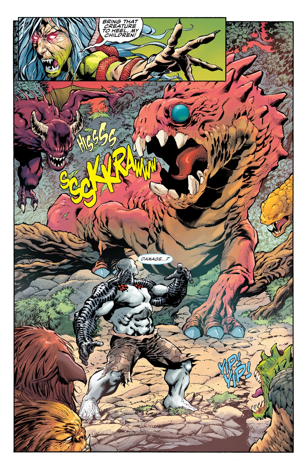 Read online Damage (2018) comic -  Issue #16 - 10