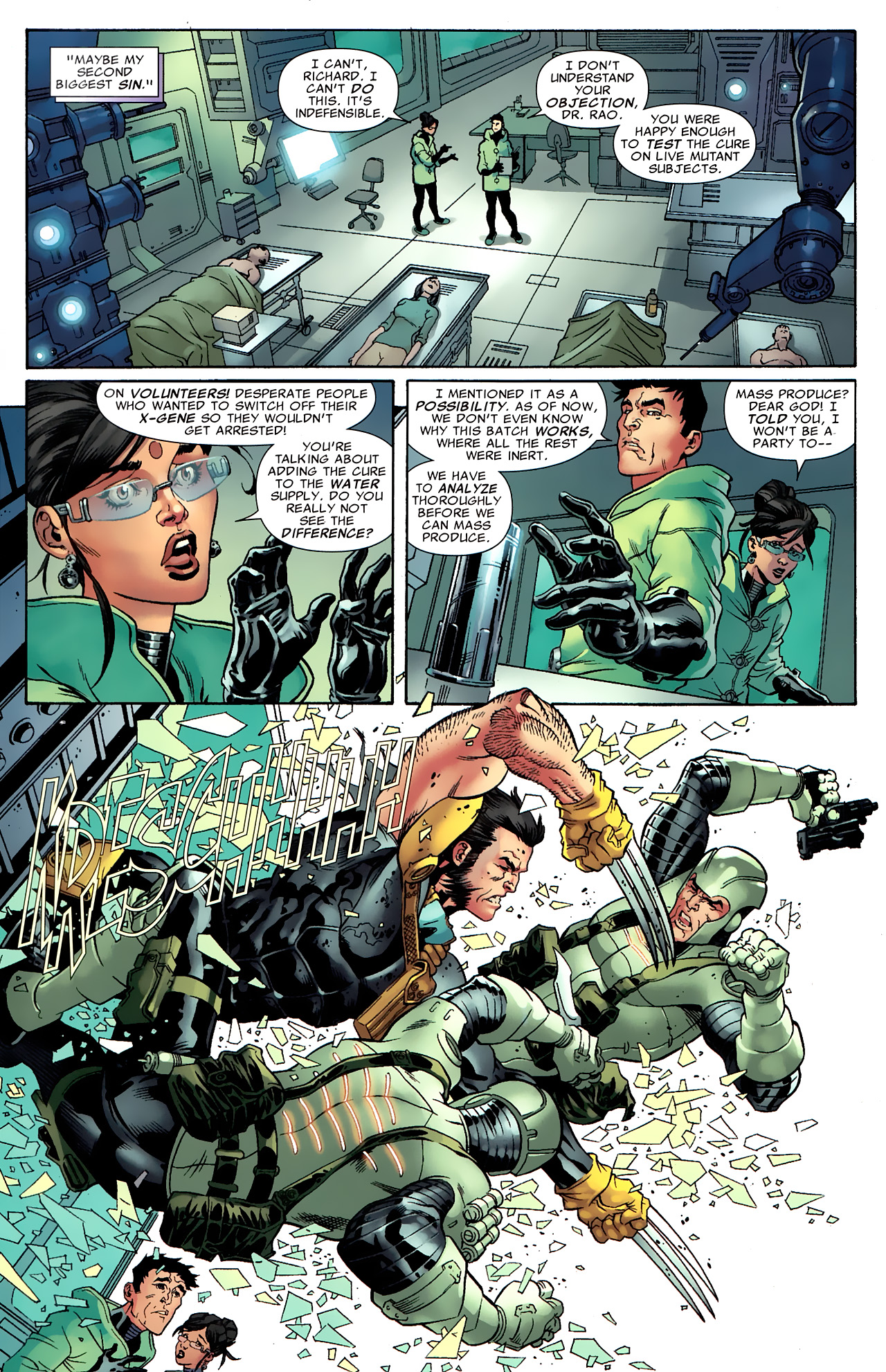 Read online Age of X: Alpha comic -  Issue #Age of X: Alpha Full - 25