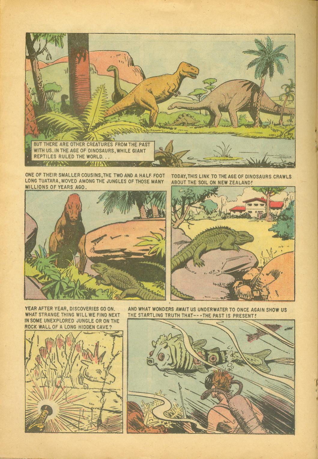 Read online Turok, Son of Stone comic -  Issue #18 - 20