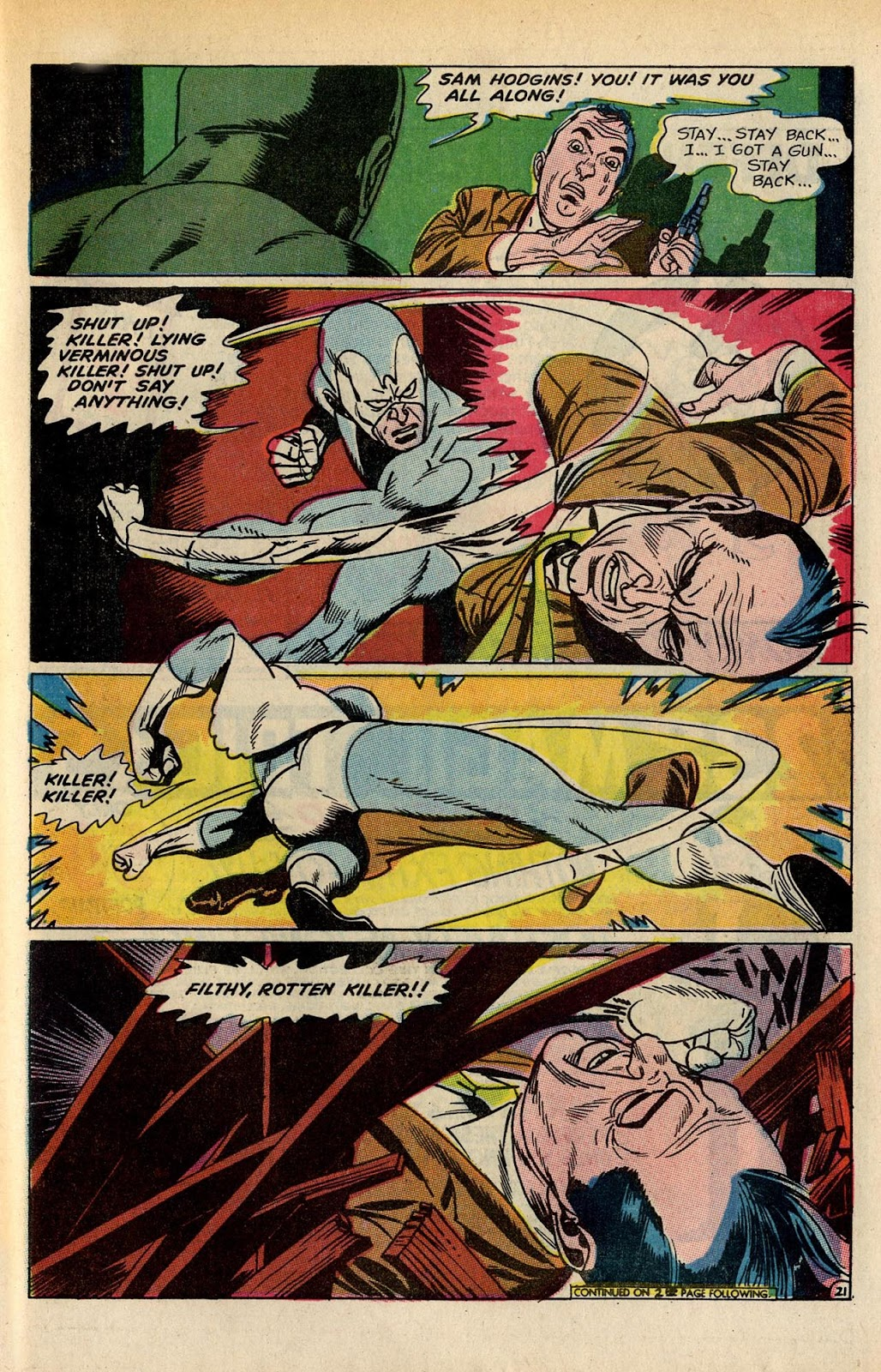 The Hawk and the Dove issue 5 - Page 27