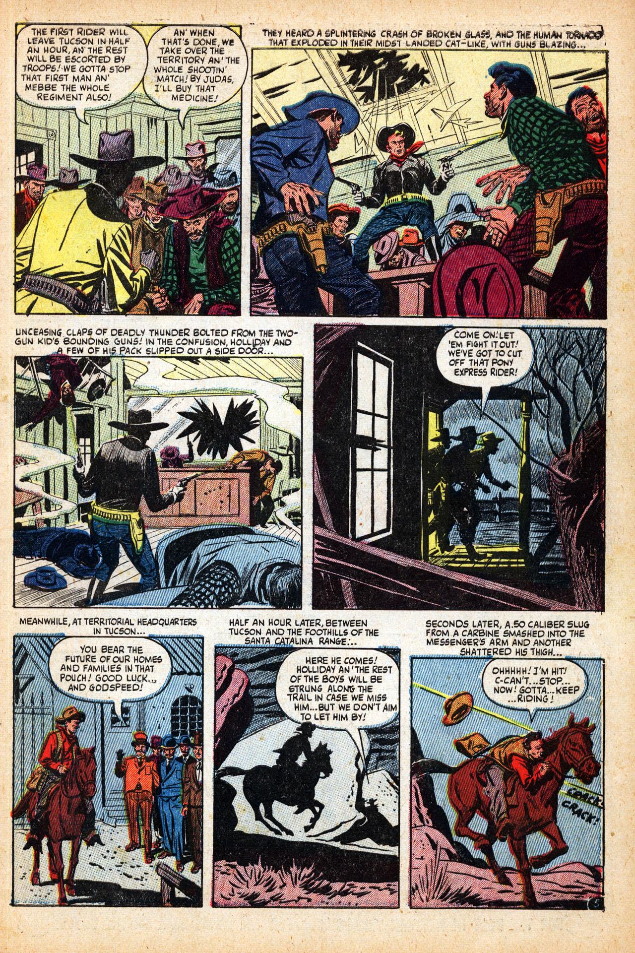 Read online Two-Gun Kid comic -  Issue #14 - 31