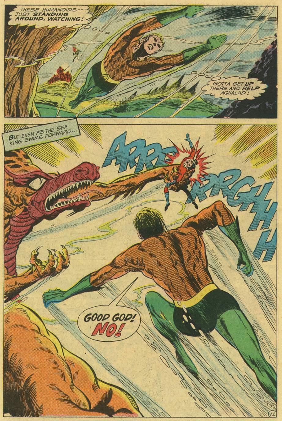 Read online Aquaman (1962) comic -  Issue #47 - 16