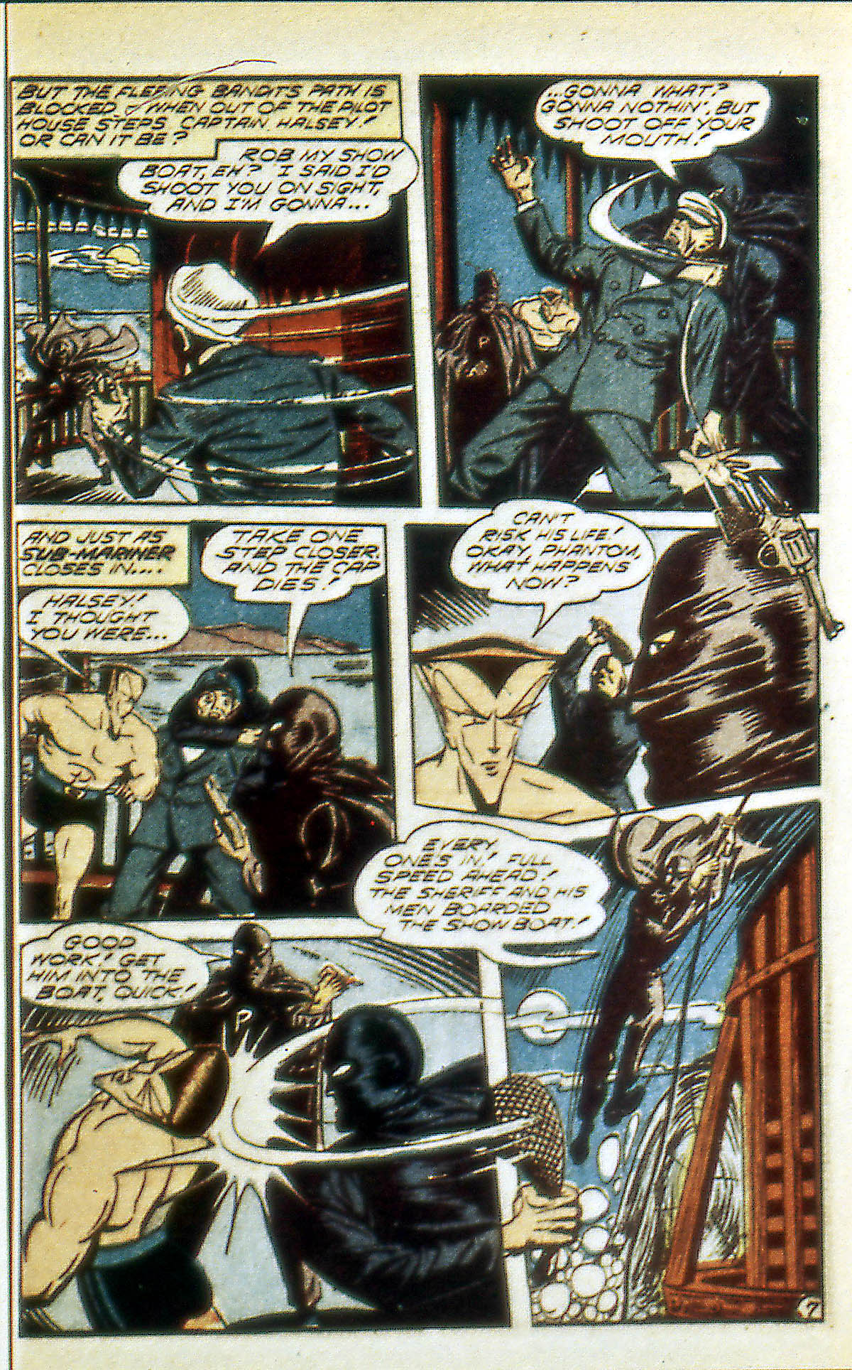 Read online All-Winners Comics comic -  Issue #17 - 10