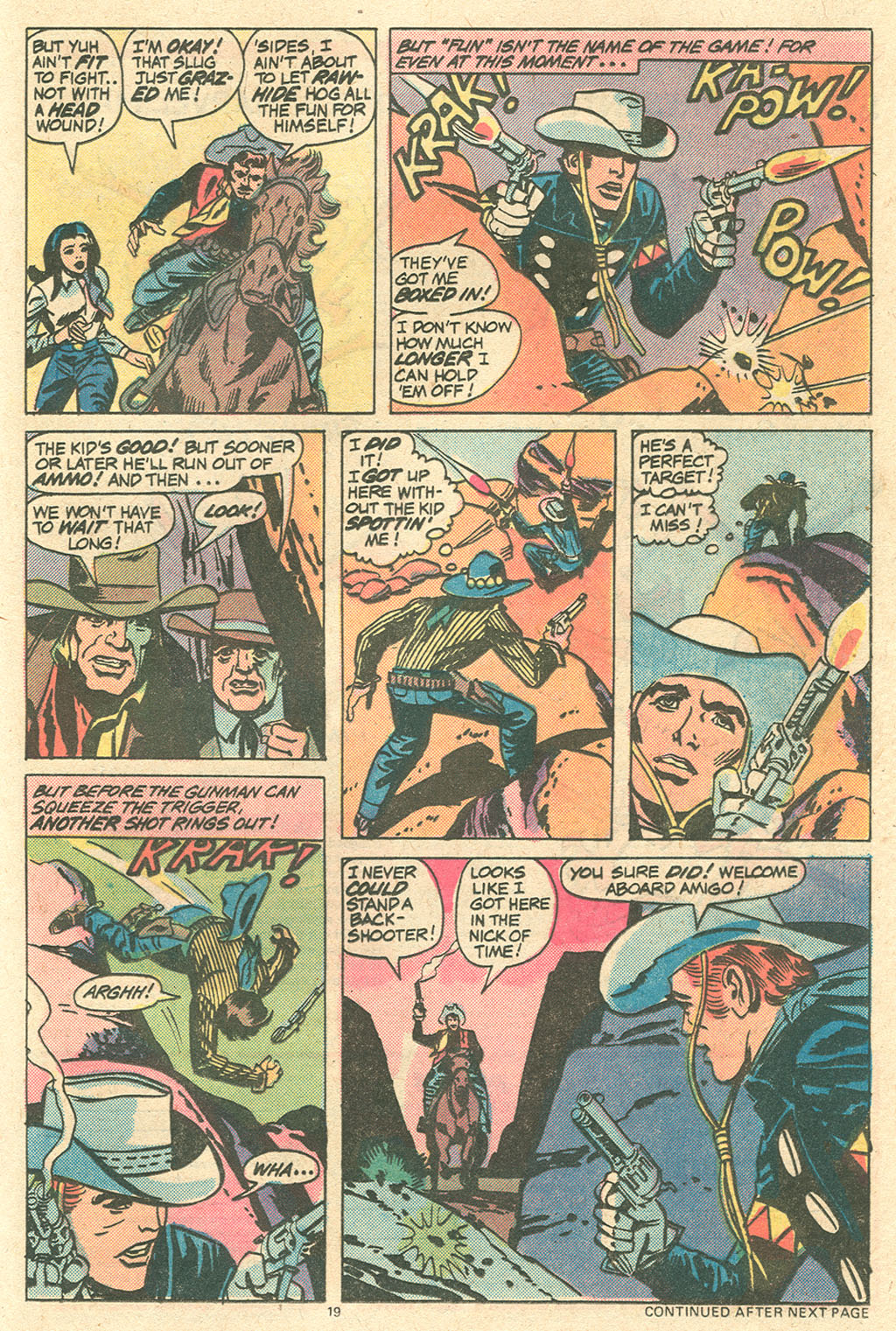 The Rawhide Kid (1955) issue 144 - Page 21