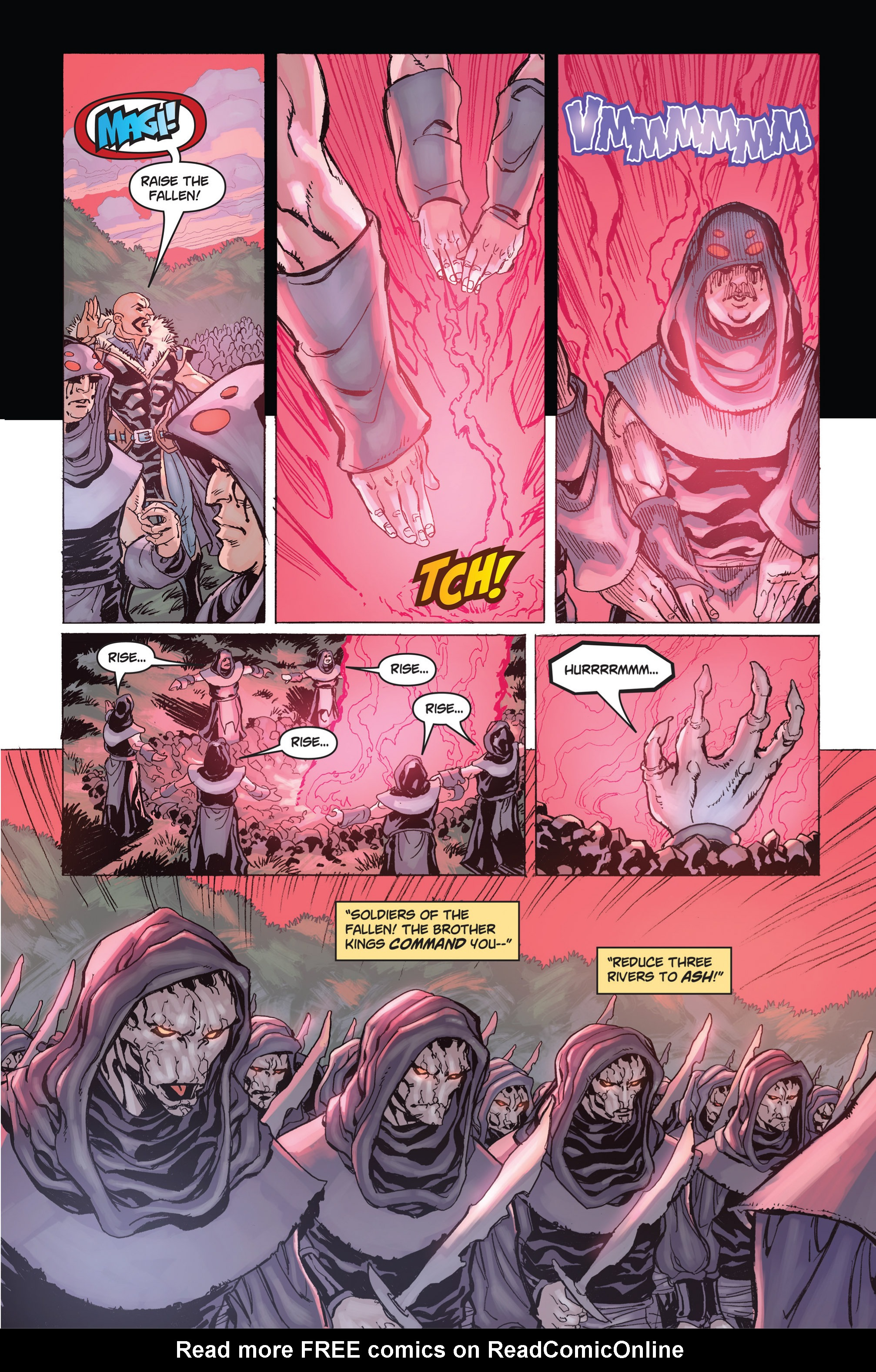 Read online Skyward comic -  Issue #9 - 7
