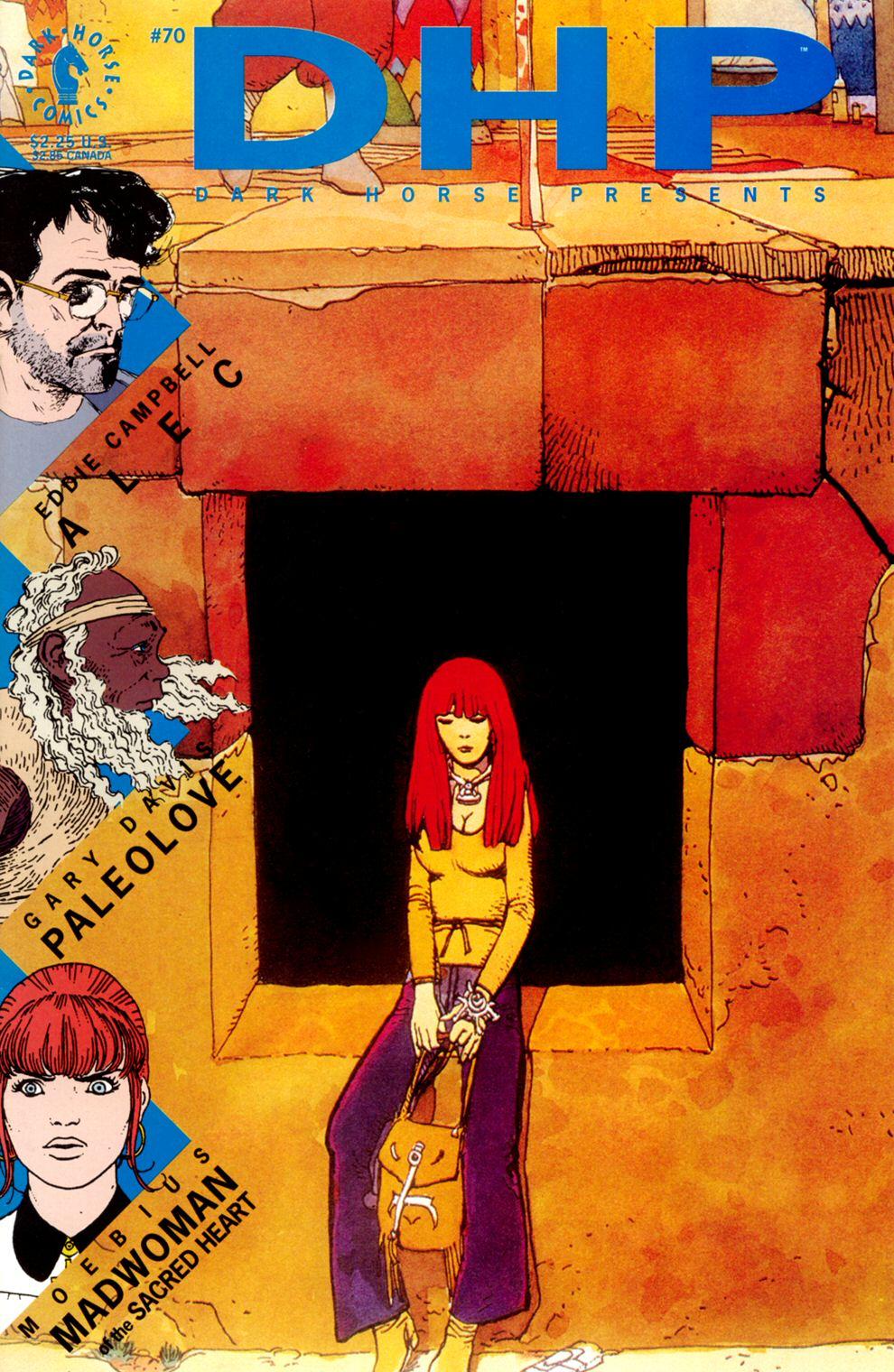 Dark Horse Presents (1986) 70 Page 1