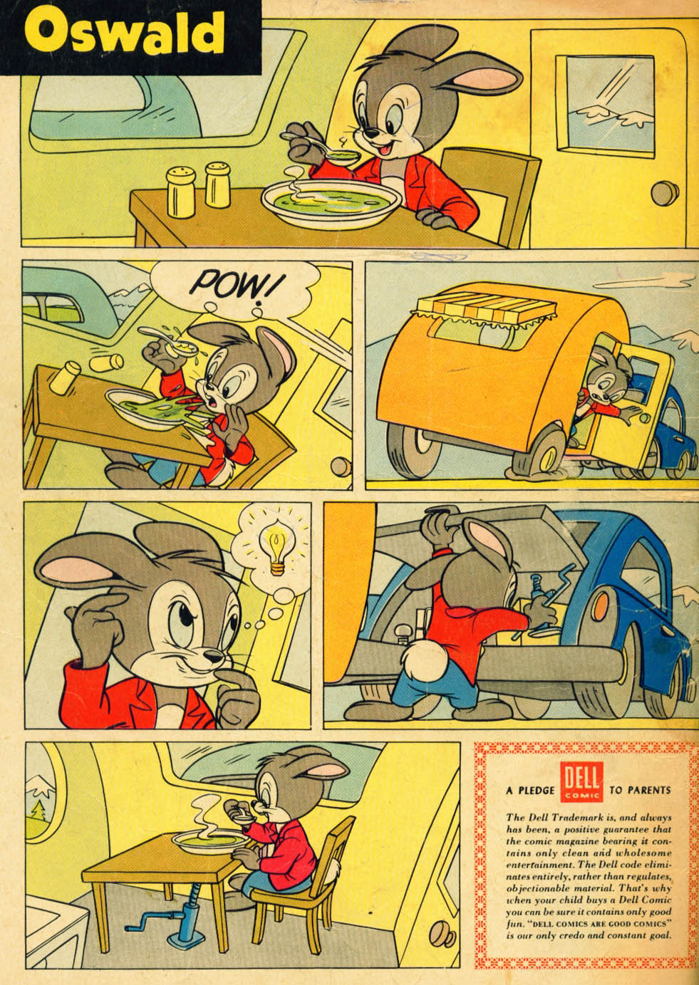 Four Color Comics issue 894 - Page 36