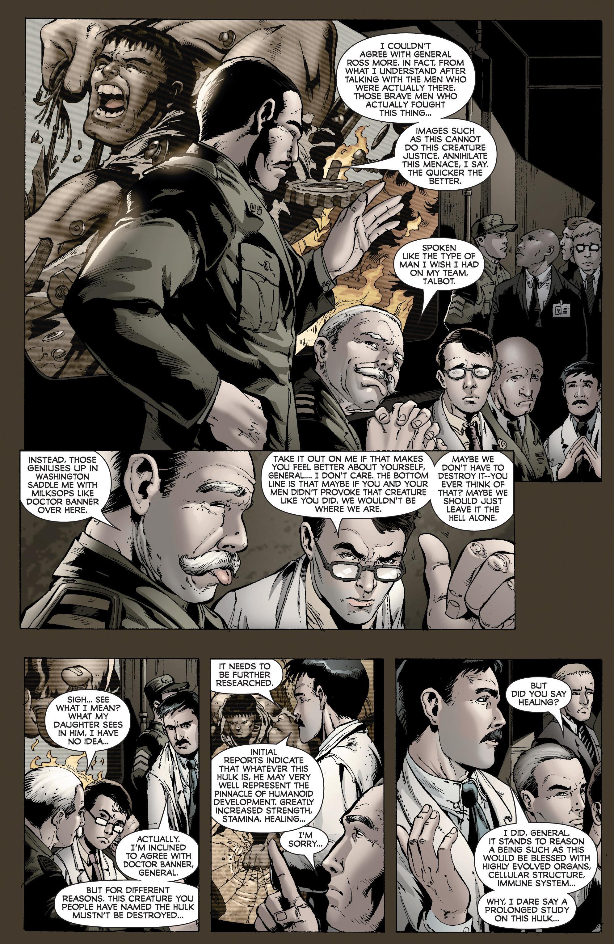 Read online World War Hulk: Gamma Corps comic -  Issue #1 - 5