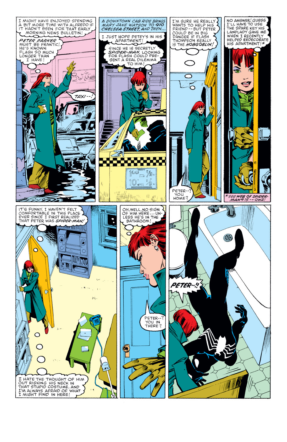 The Amazing Spider-Man (1963) 282 Page 3