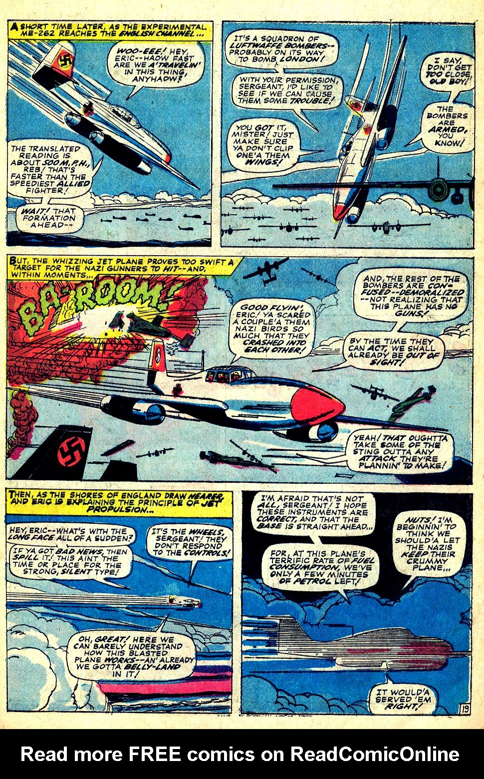 Read online Sgt. Fury comic -  Issue #39 - 27