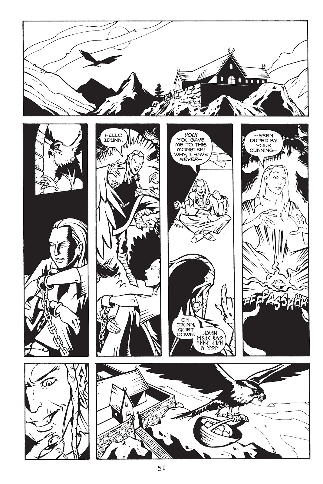 Read online Gods of Asgard comic -  Issue # TPB (Part 1) - 52