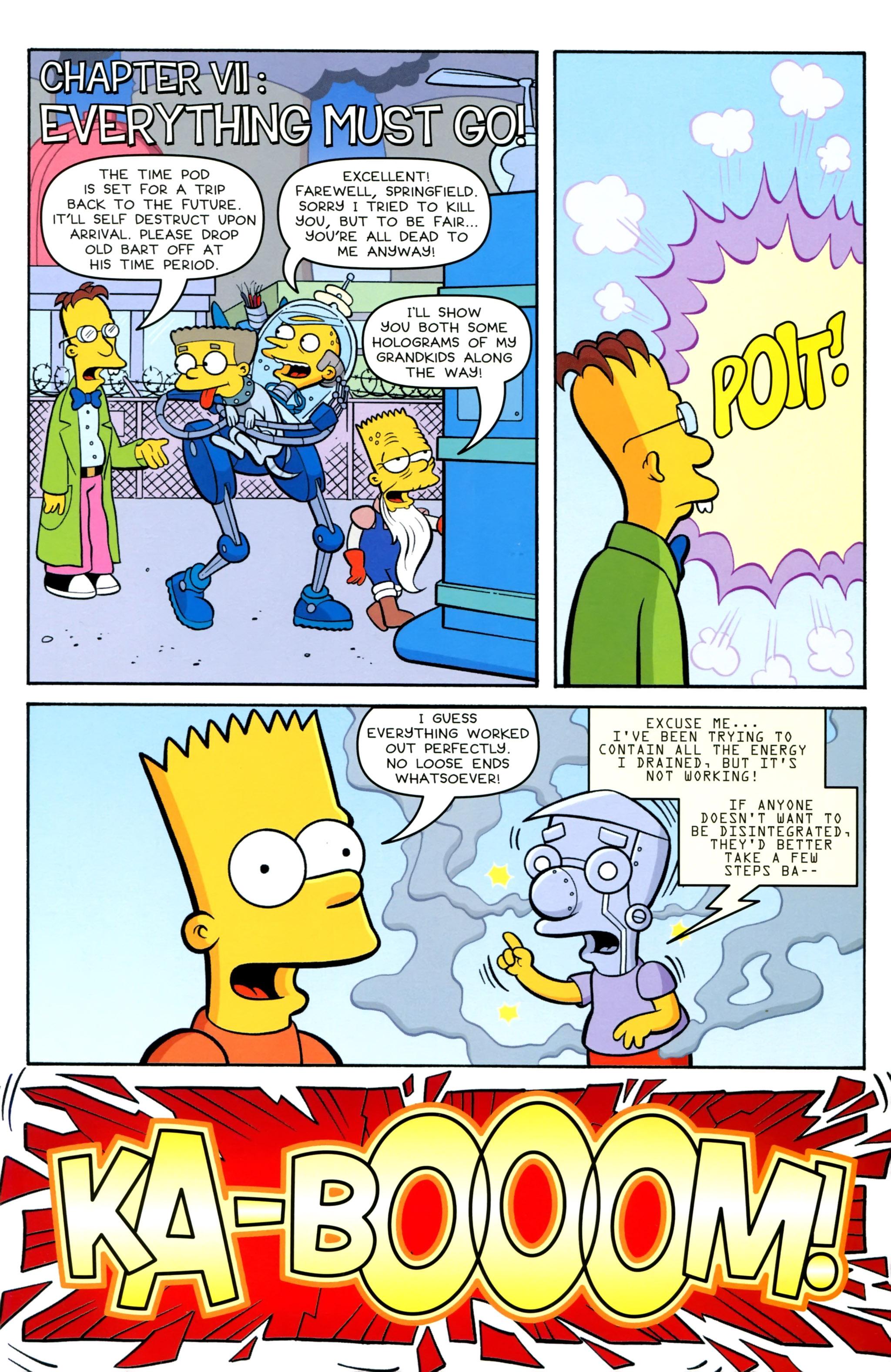 Read online Simpsons Comics Presents Bart Simpson comic -  Issue #100 - 40