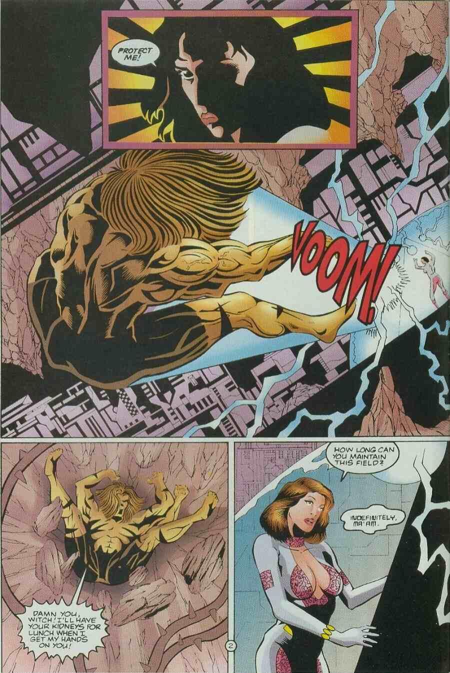 Read online Ultraverse Premiere comic -  Issue #9 - 4