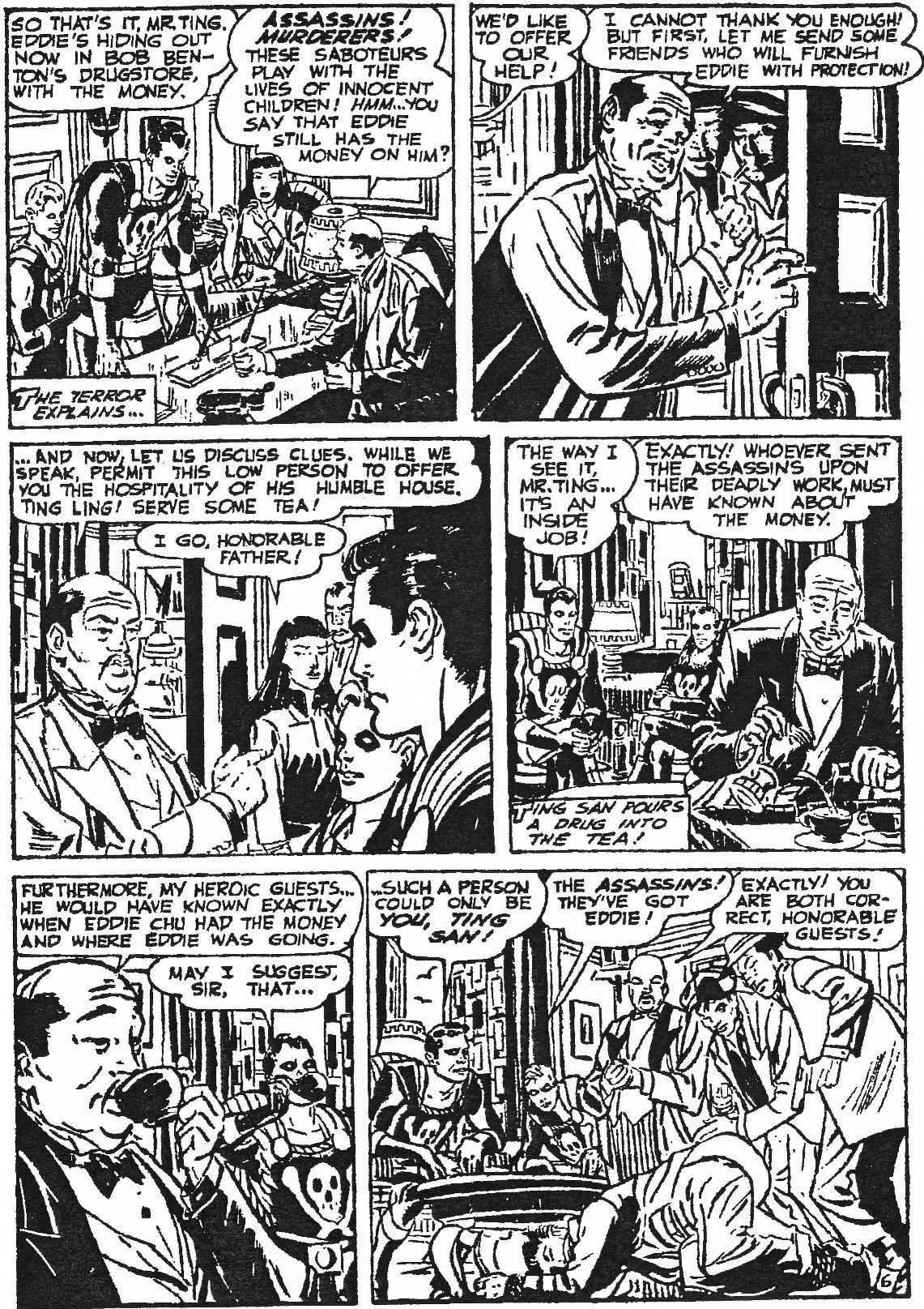 Read online Men of Mystery Comics comic -  Issue #84 - 20