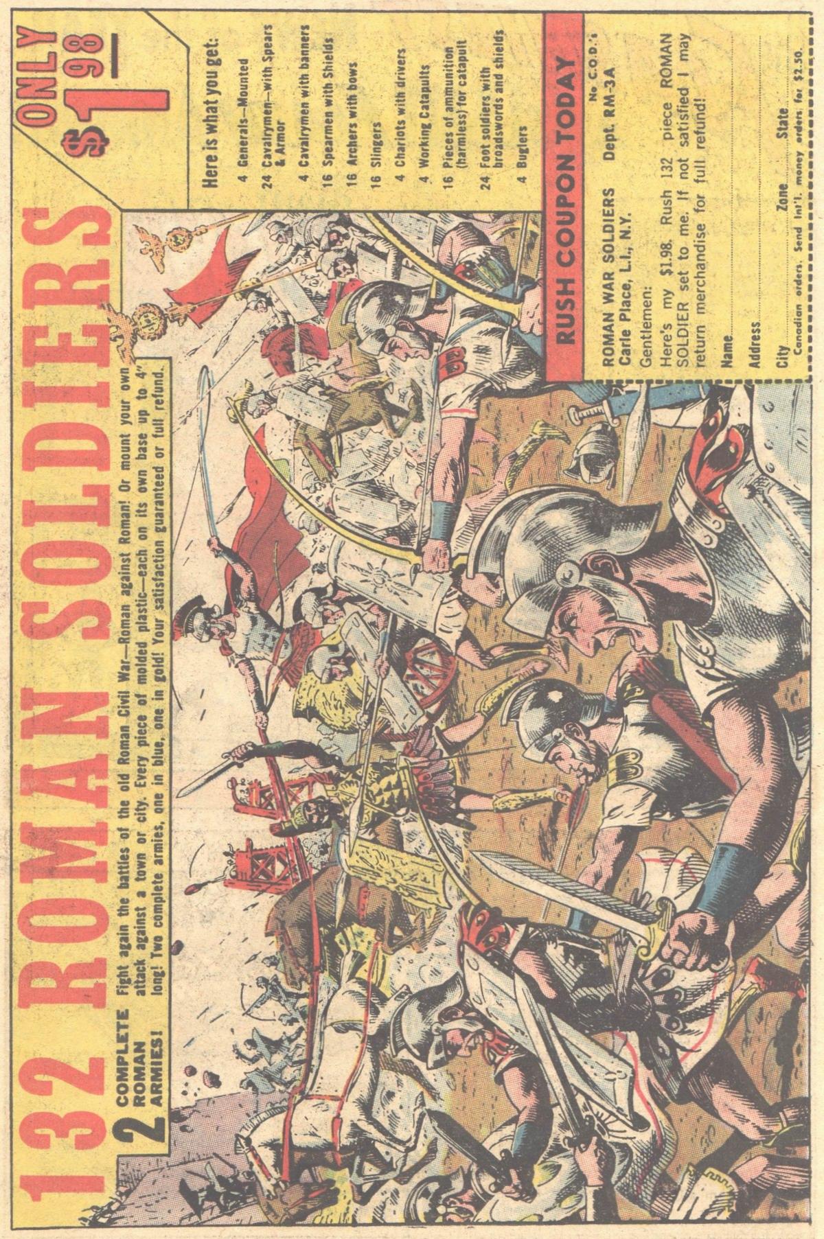 Read online Adventure Comics (1938) comic -  Issue #314 - 34