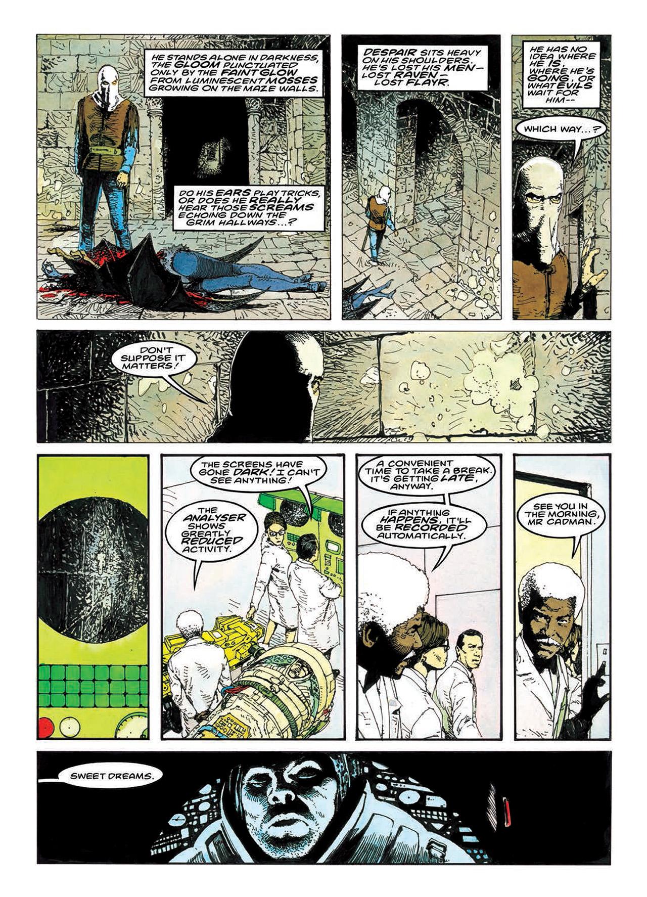 Read online Mazeworld comic -  Issue # TPB - 153