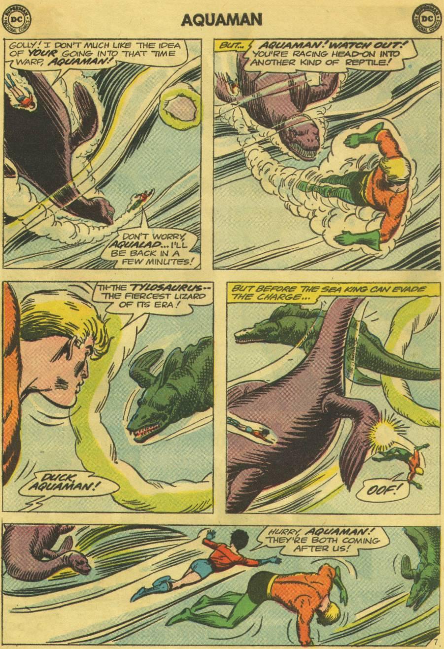 Read online Aquaman (1962) comic -  Issue #13 - 9