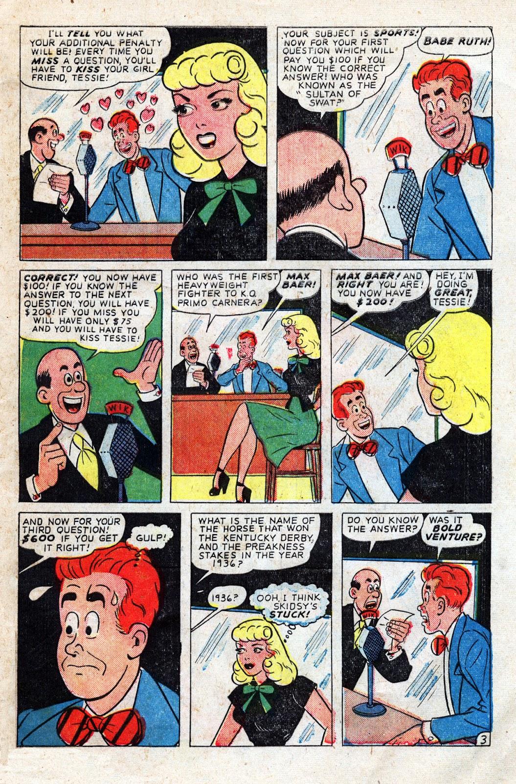 Read online Joker Comics comic -  Issue #33 - 31