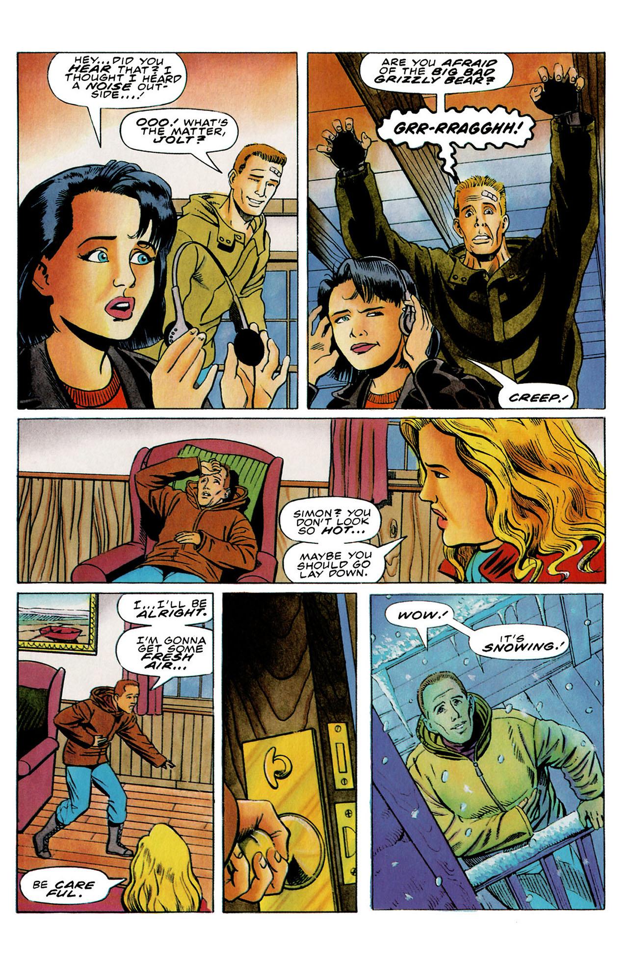 Read online Harbinger (1992) comic -  Issue #27 - 10