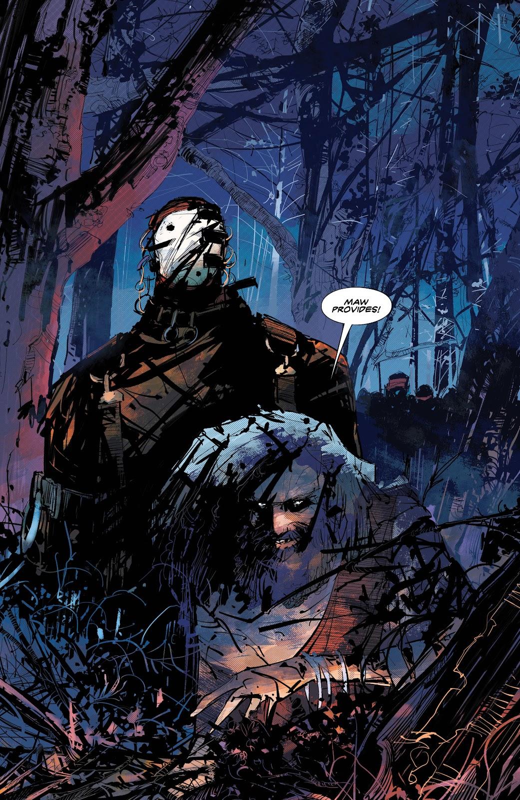Read online Resonant comic -  Issue #5 - 24