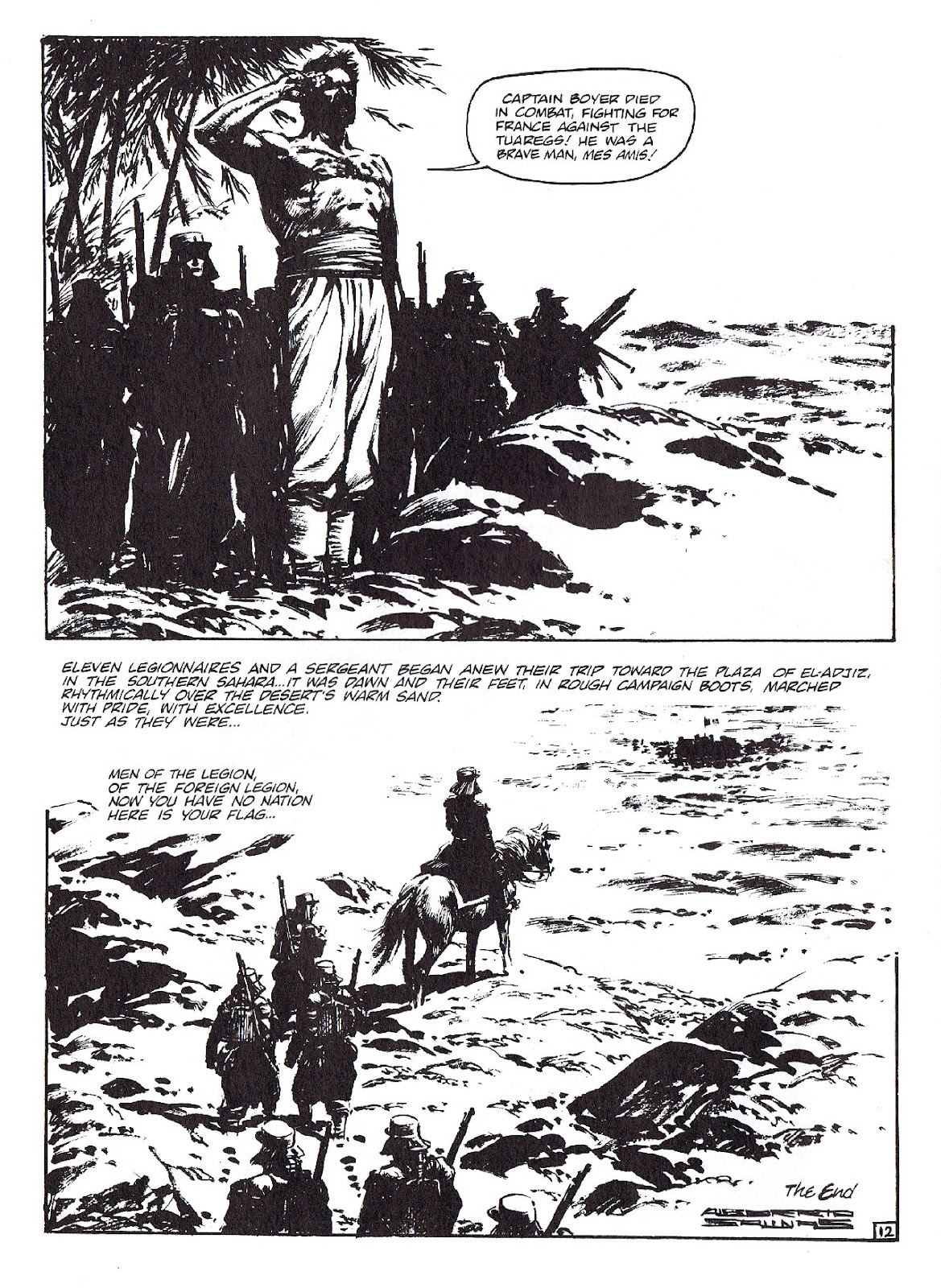 Read online Merchants of Death comic -  Issue #4 - 14