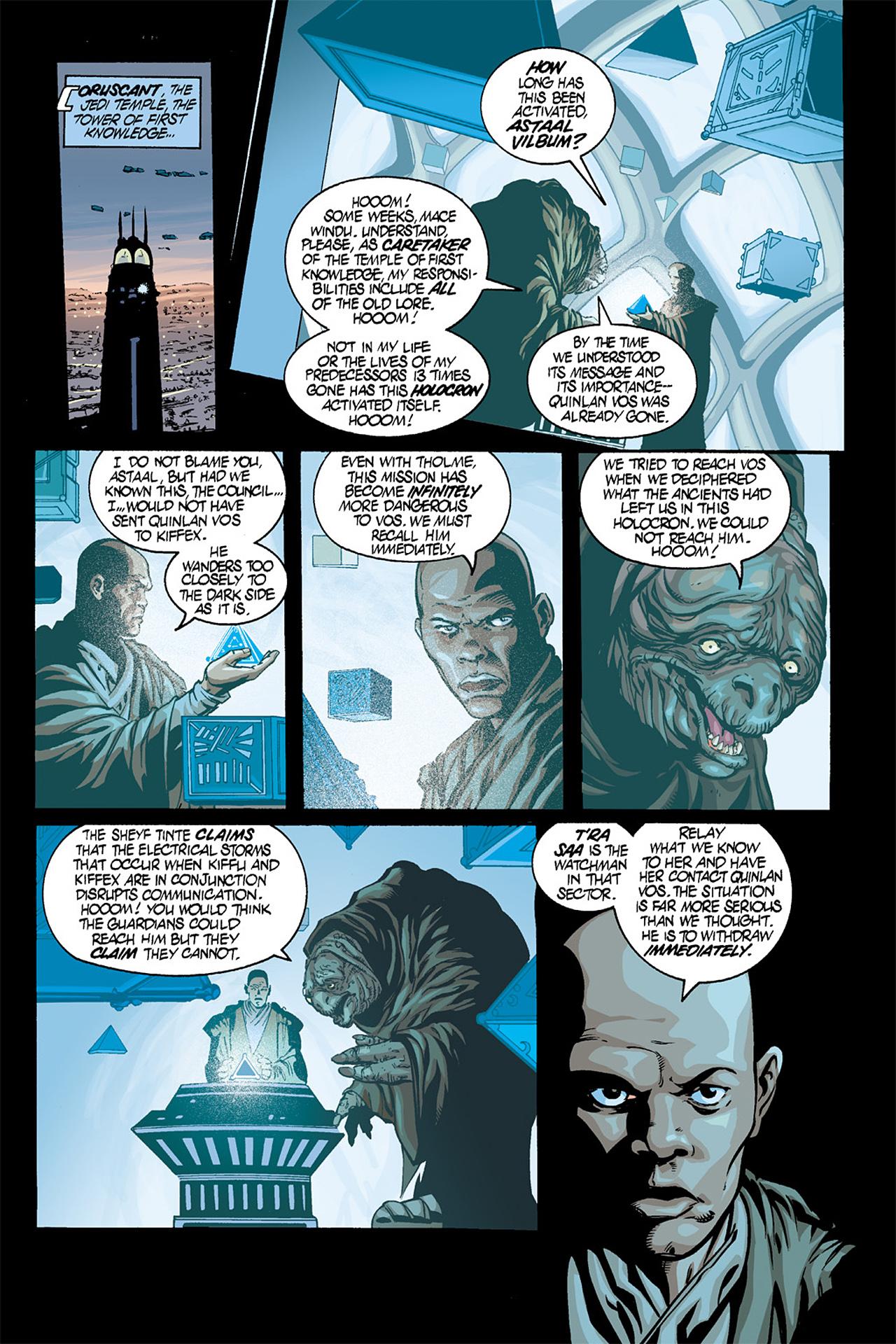 Read online Star Wars Omnibus comic -  Issue # Vol. 15 - 221