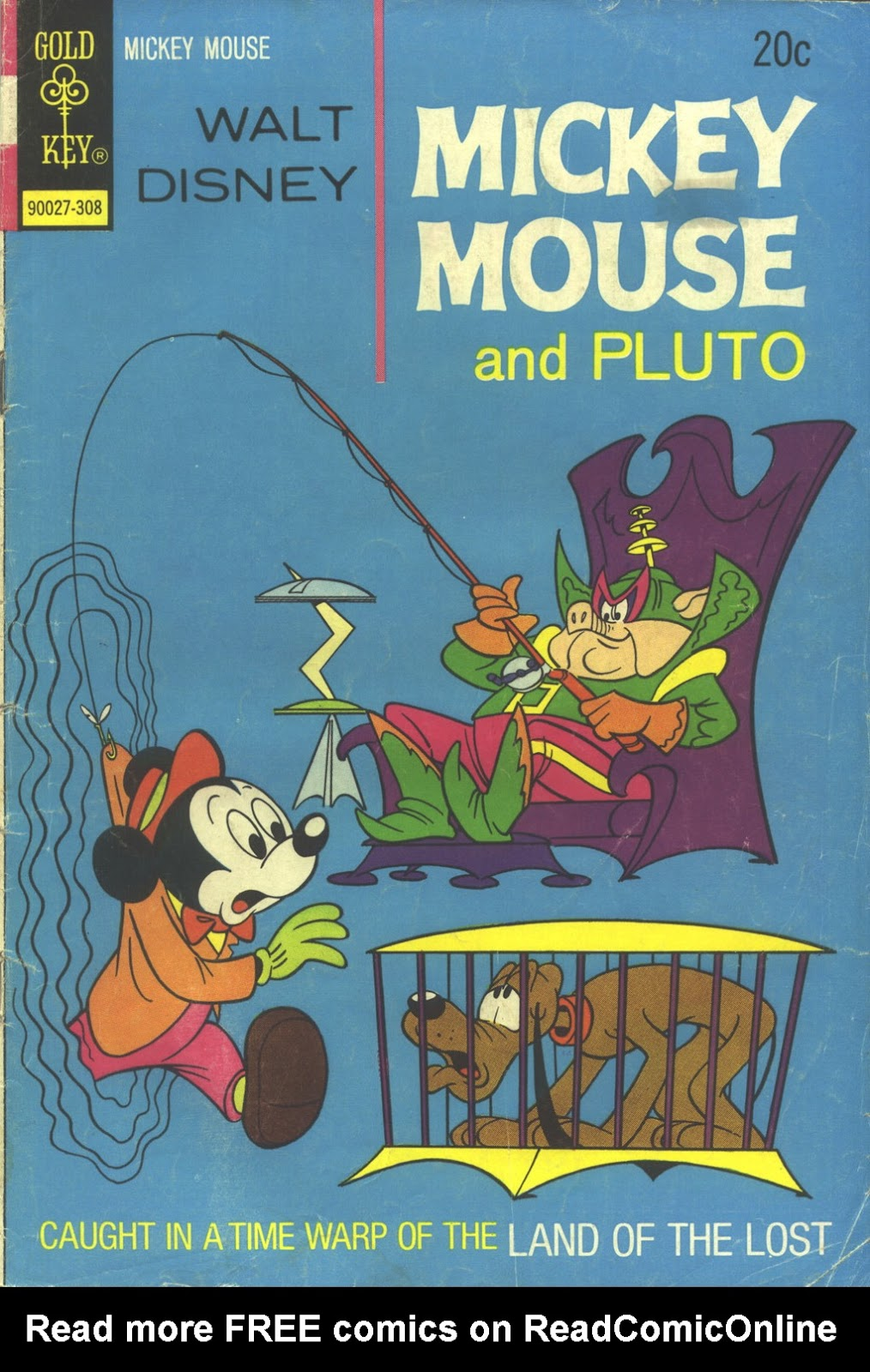 Walt Disney's Mickey Mouse issue 143 - Page 1