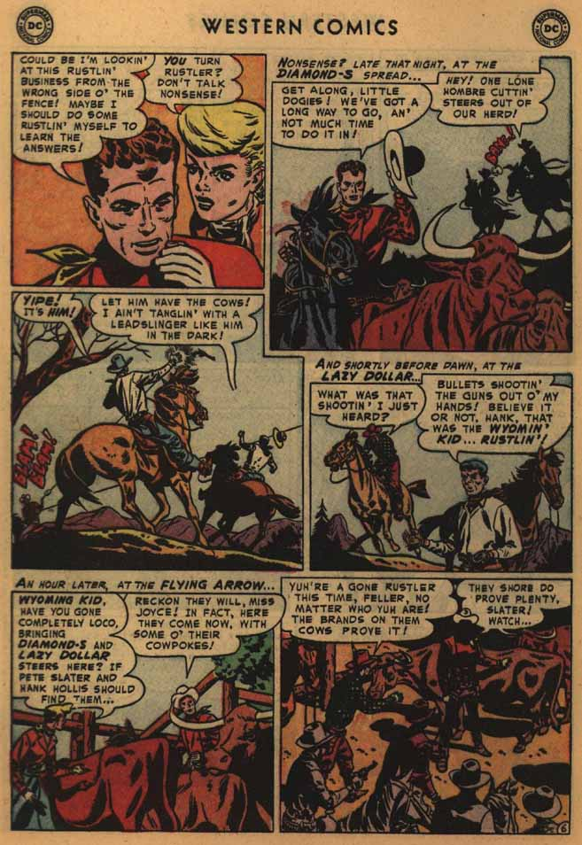 Western Comics issue 41 - Page 8