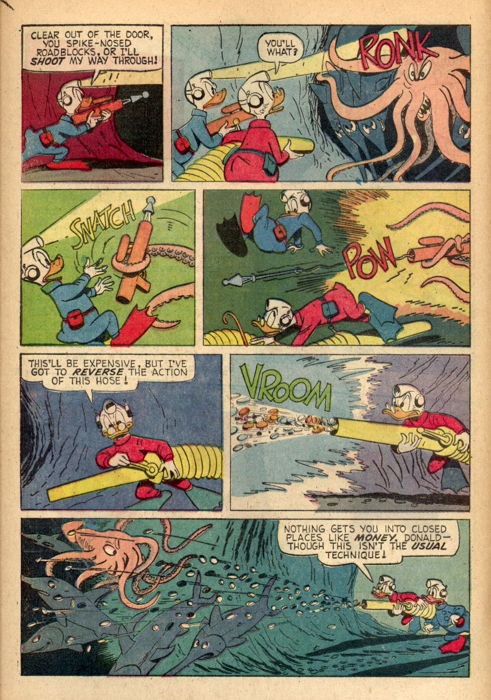 Read online Uncle Scrooge (1953) comic -  Issue #68 - 20