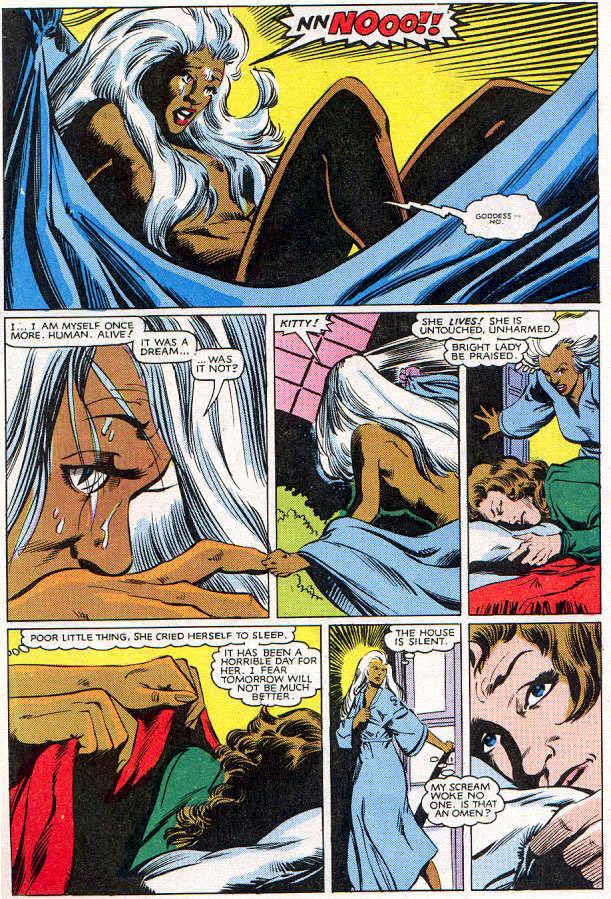 Read online Uncanny X-Men (1963) comic -  Issue # _Annual 6 - 12