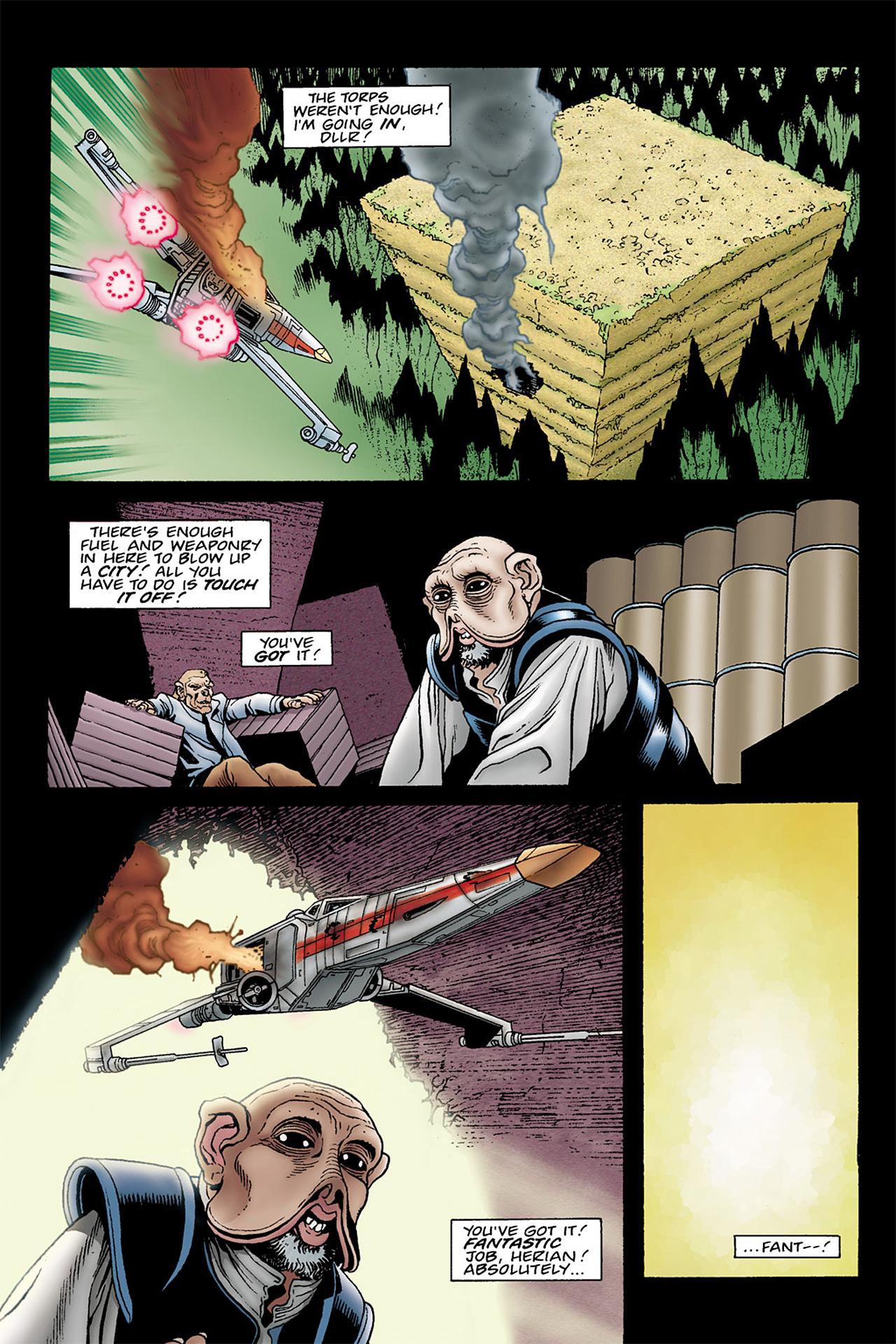 Read online Star Wars Omnibus comic -  Issue # Vol. 2 - 291
