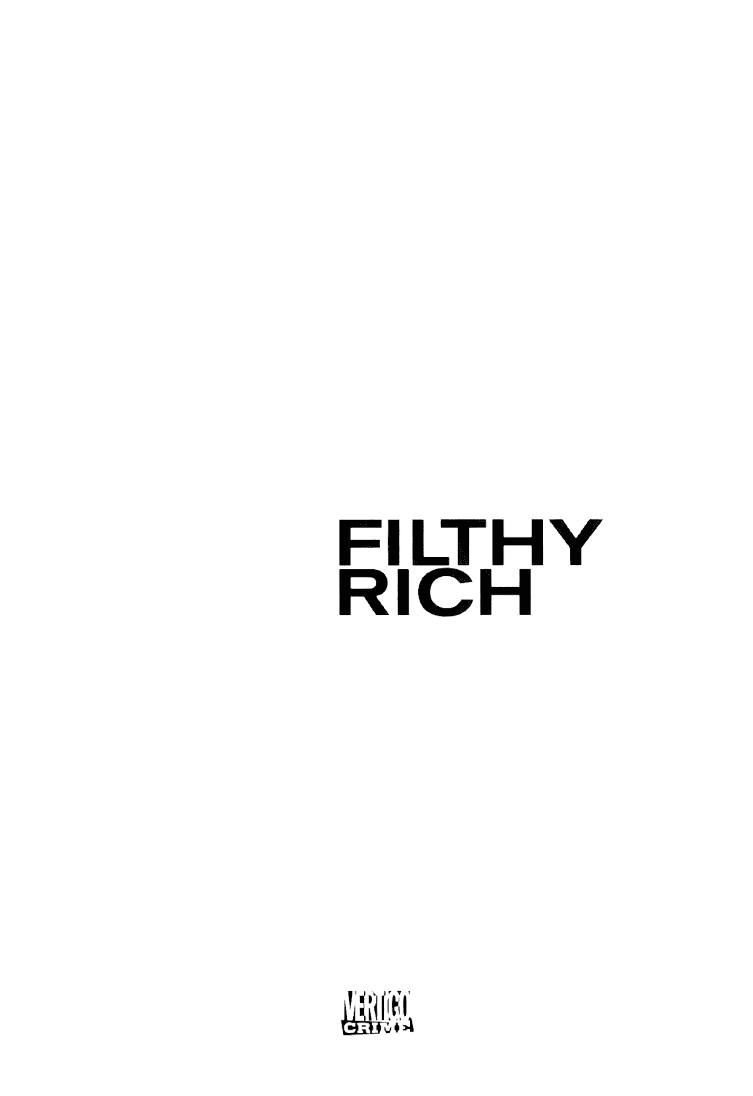 Read online Filthy Rich comic -  Issue # TPB (Part 1) - 4