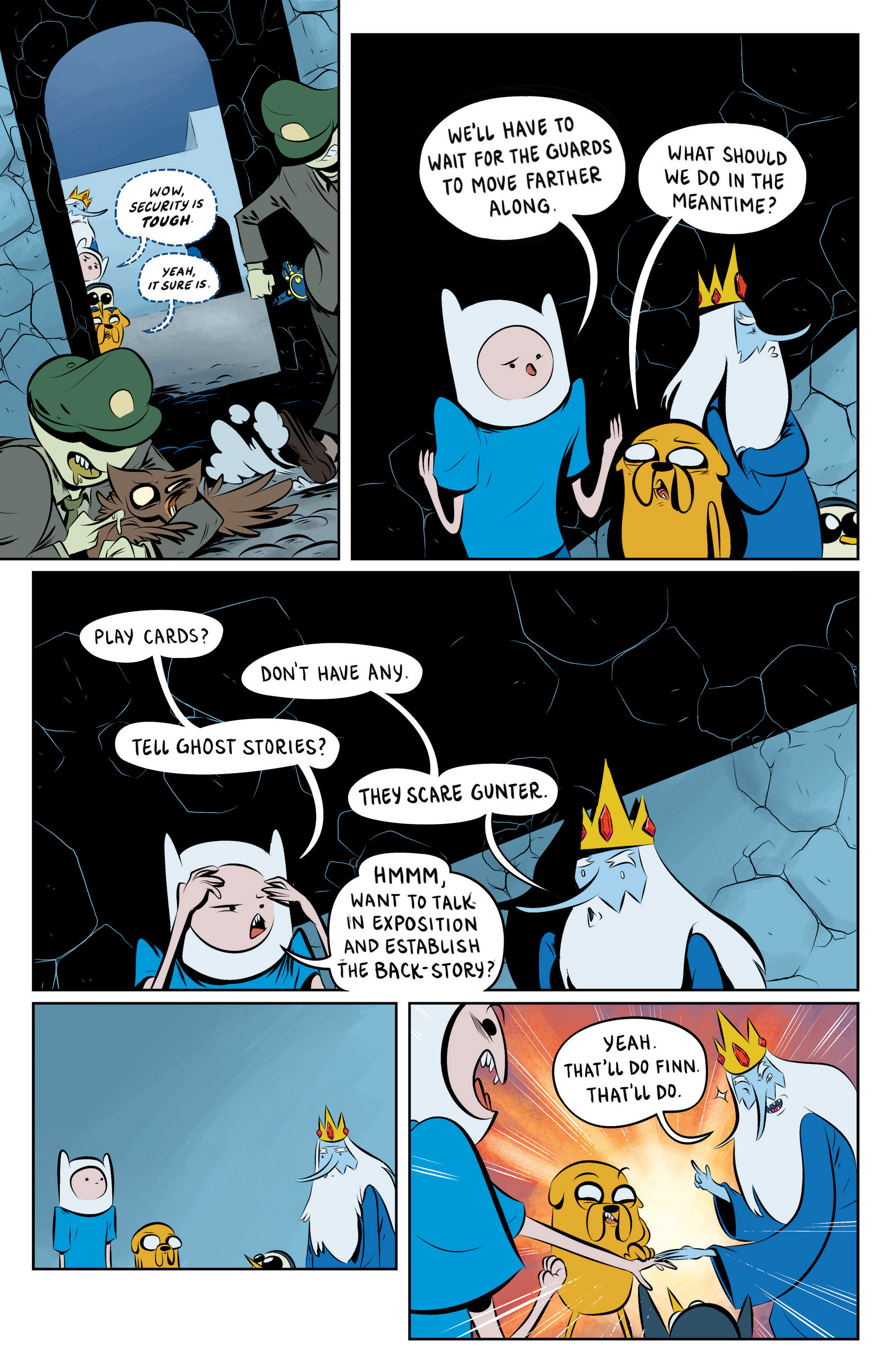 Read online Adventure Time: The Flip Side comic -  Issue #2 - 8