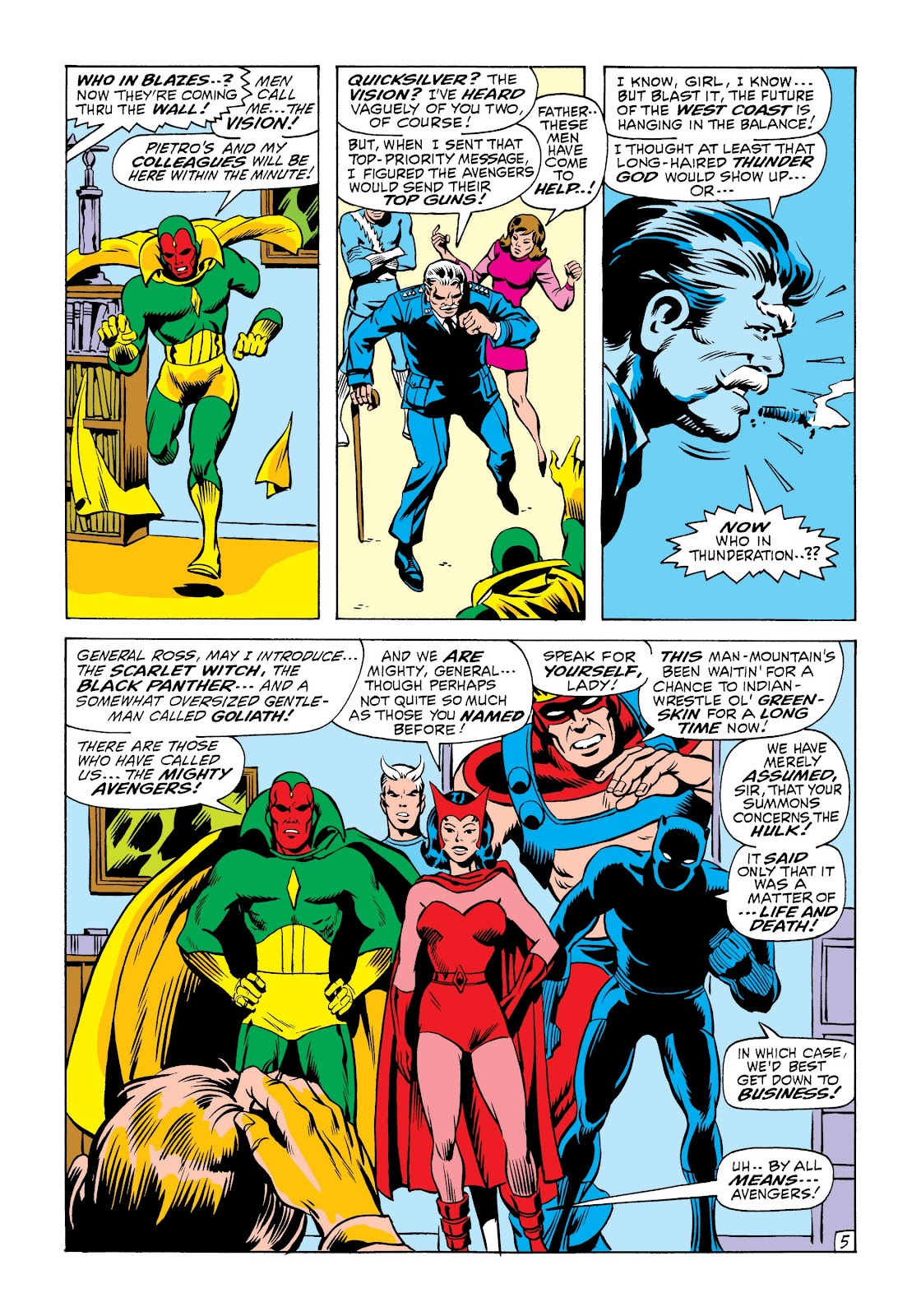 Read online Marvel Masterworks: The Incredible Hulk comic -  Issue # TPB 6 (Part 2) - 39