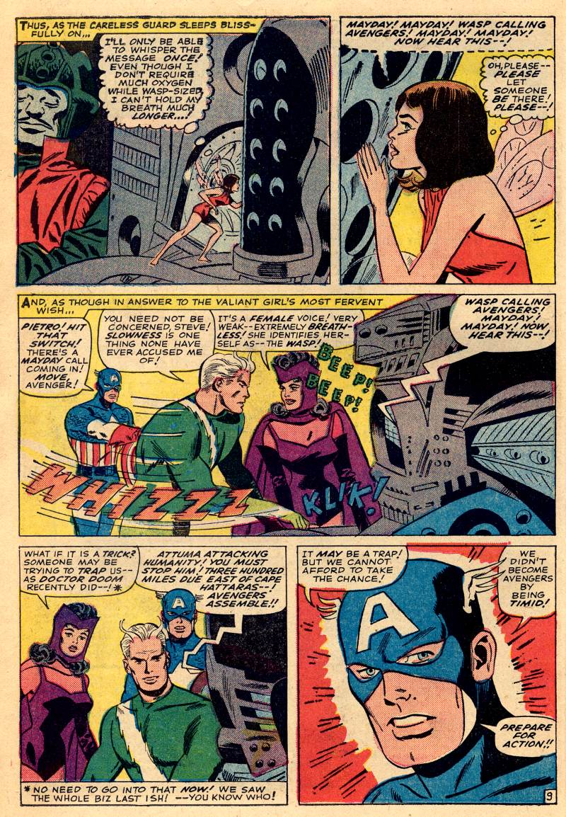 The Avengers (1963) 26 Page 13