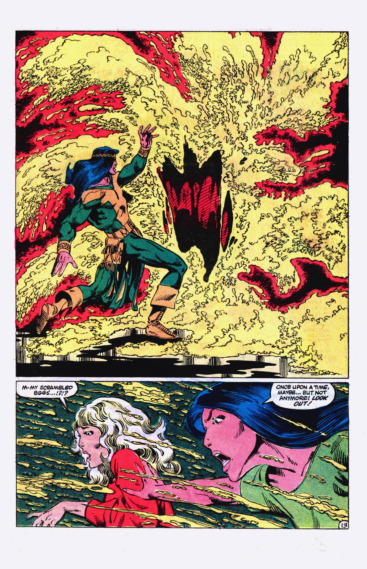 Read online Alpha Flight (1983) comic -  Issue #18 - 14