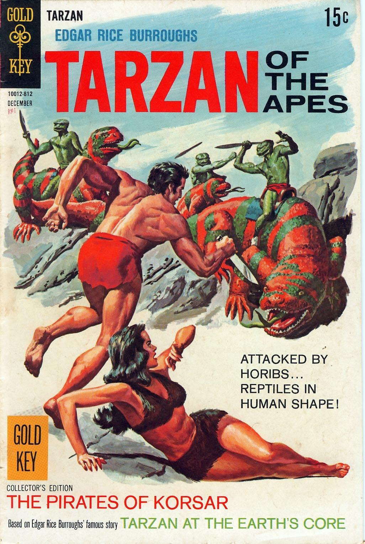 Tarzan (1962) issue 181 - Page 1