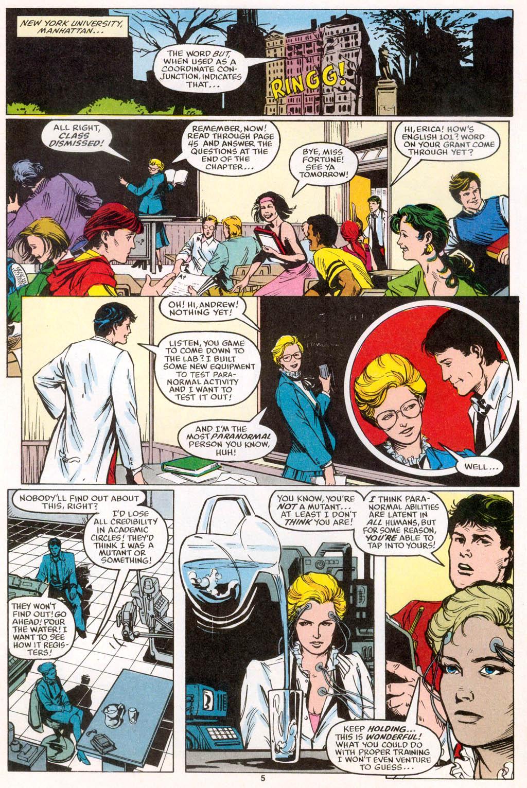 Read online Spellbound comic -  Issue #1 - 6