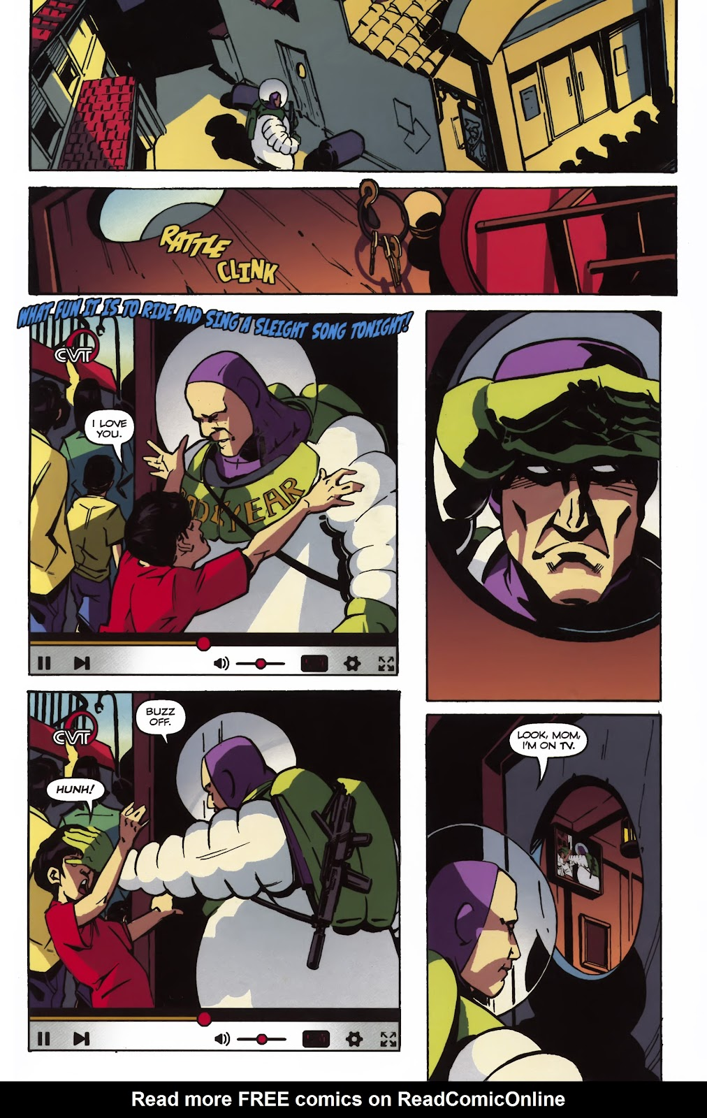 Read online Ricky Rouse Has A Gun comic -  Issue # TPB (Part 1) - 72