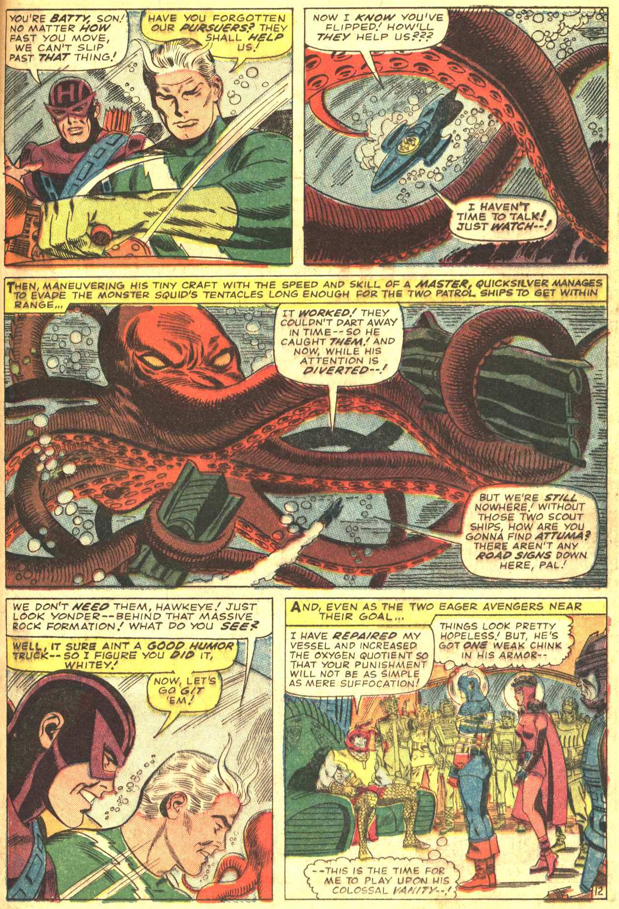 The Avengers (1963) 27 Page 13