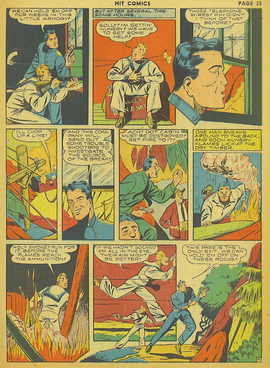 Read online Hit Comics comic -  Issue #13 - 27