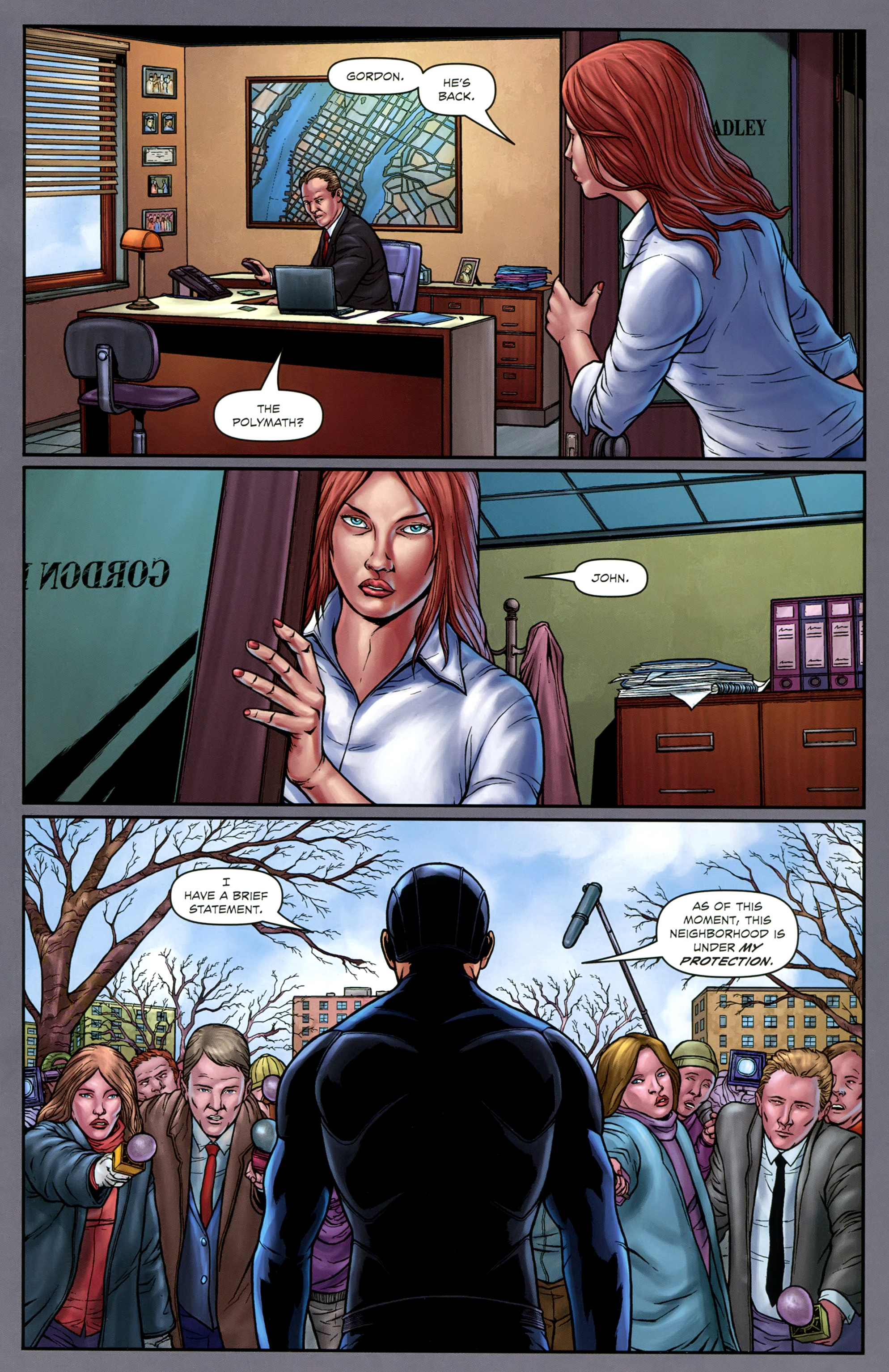 Read online Absolution: Rubicon comic -  Issue #3 - 23